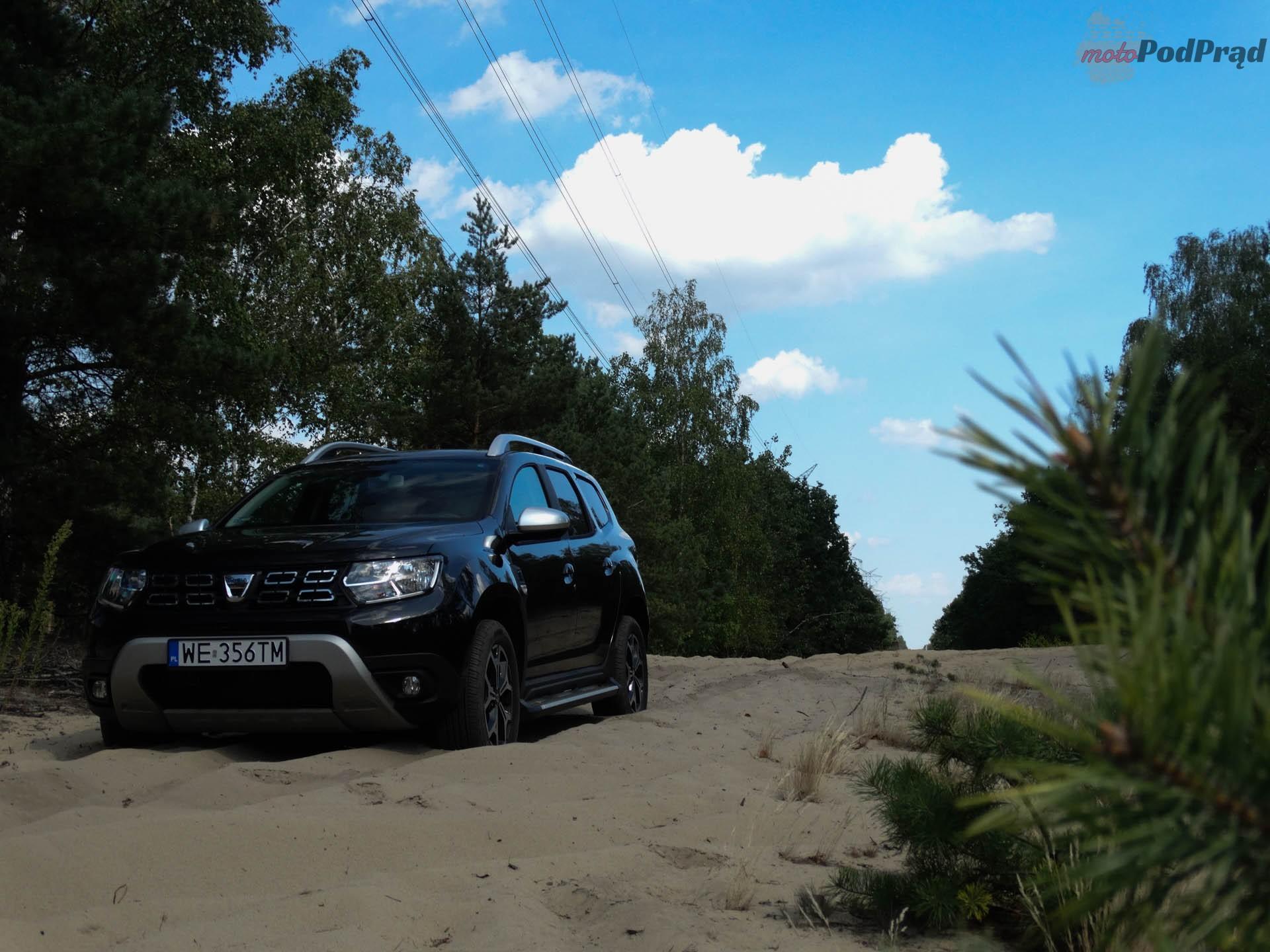 Dacia Duster 8 Test: Dacia Duster PRESTIGE 1.5 dci 4WD – w prostocie siła!