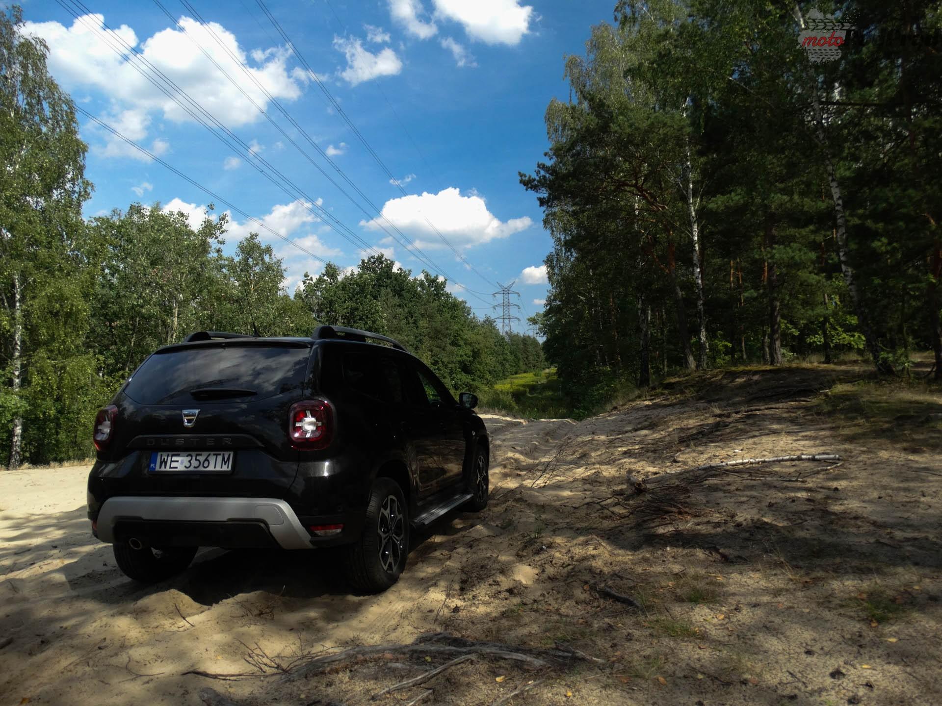 Dacia Duster 9 Najlepiej sprzedające się SUV y w Polsce