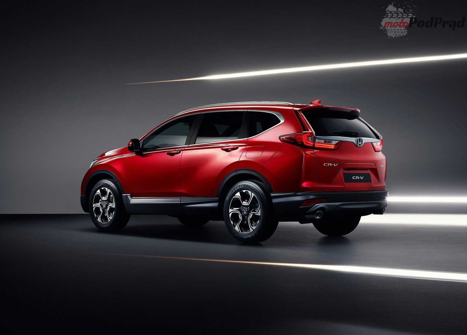Honda CR V EU Version 2019 1600 03 Opublikowano cenniki Hondy CR V