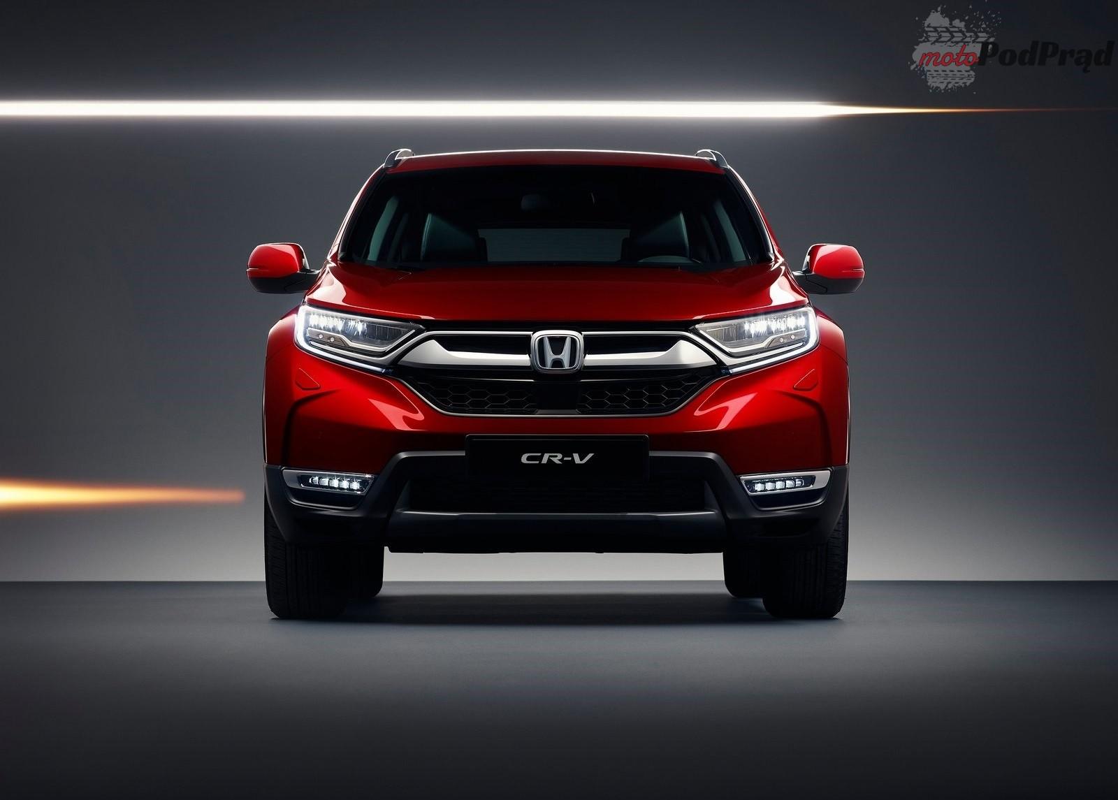 Honda CR V EU Version 2019 1600 04 Opublikowano cenniki Hondy CR V