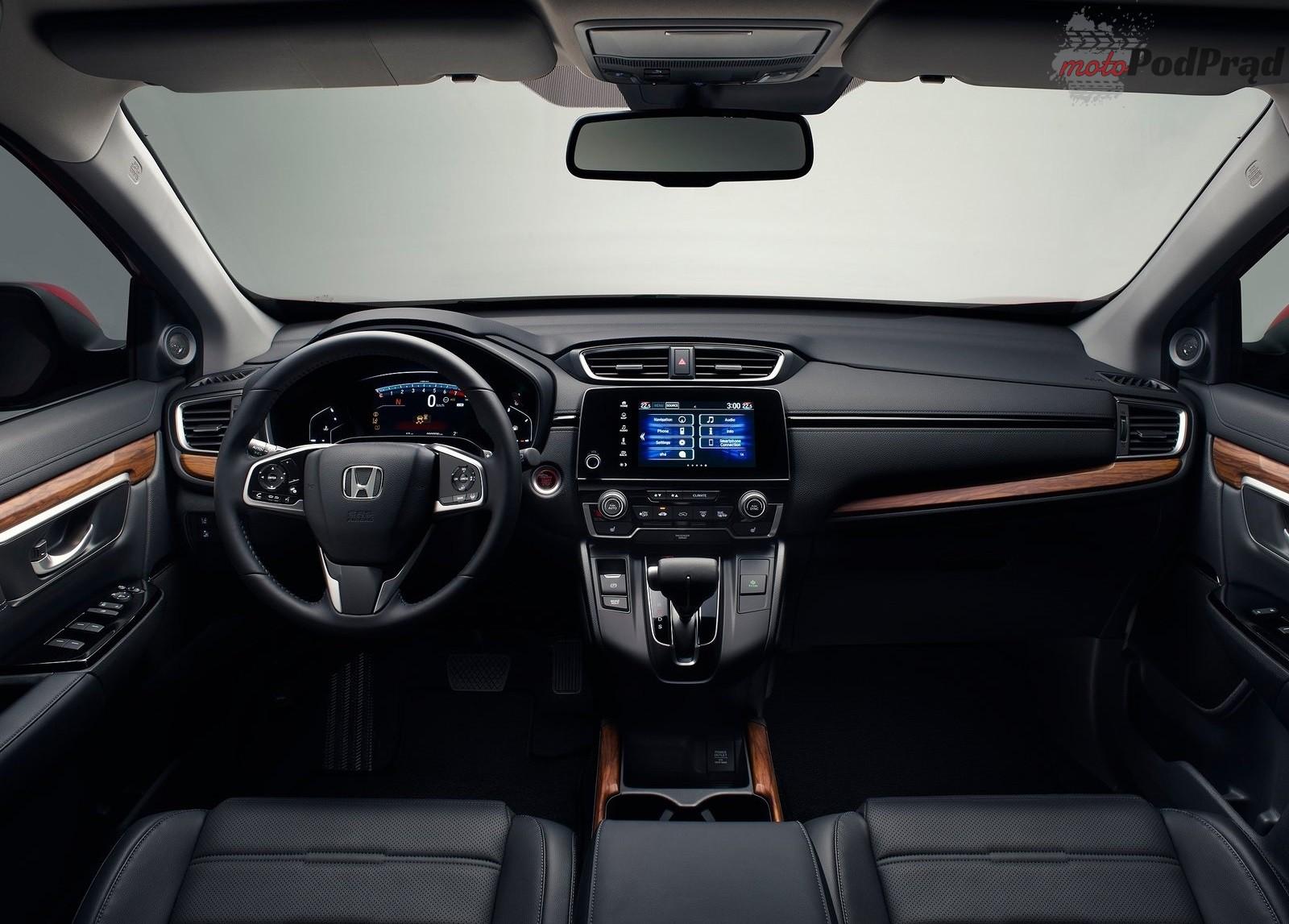 Honda CR V EU Version 2019 1600 05 Opublikowano cenniki Hondy CR V