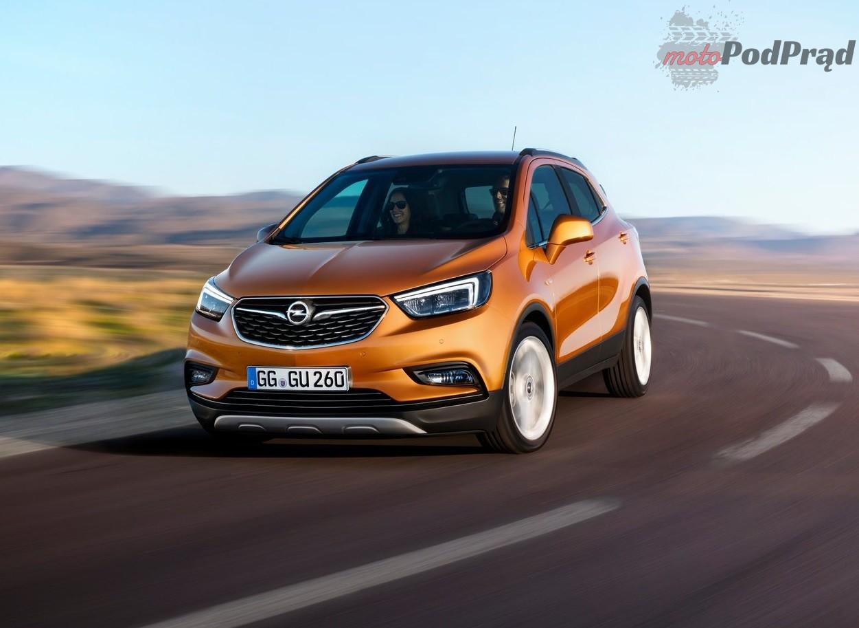 Opel Mokka X 2017 1280 19 Najlepiej sprzedające się SUV y w Polsce