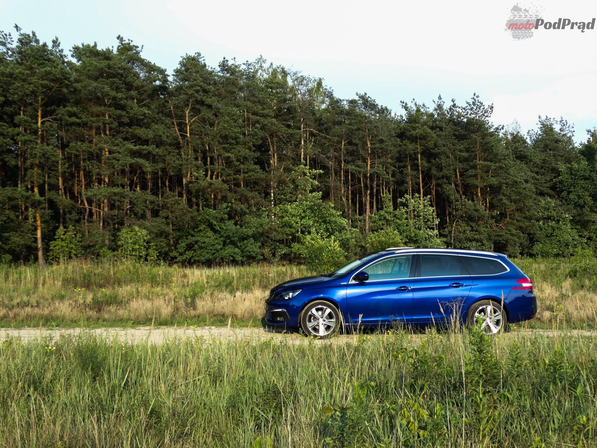 Peugeot 308 SW 3 Test: Peugeot 308 SW   prawie idealny