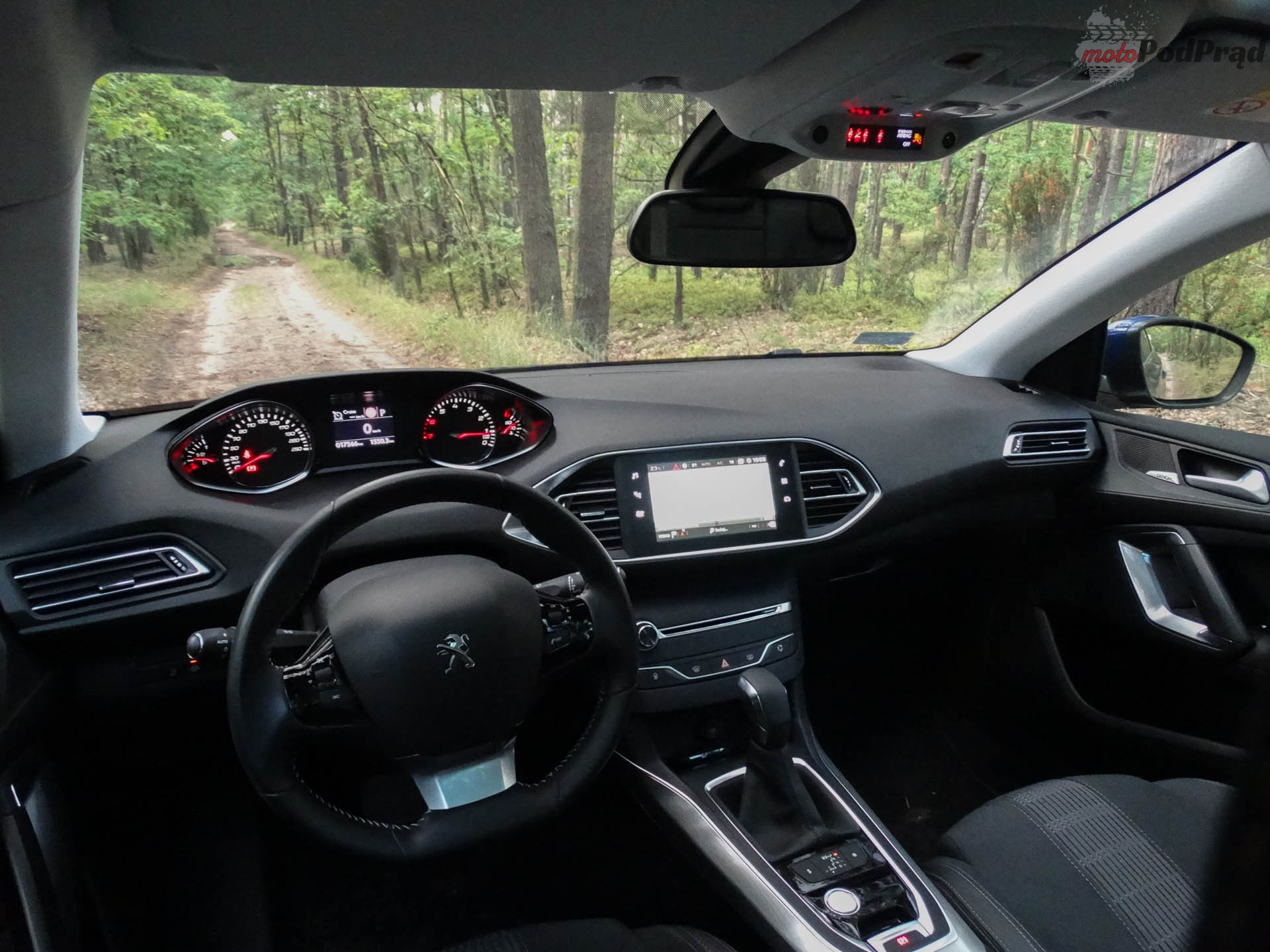 Peugeot 308 SW 9 Test: Peugeot 308 SW   prawie idealny