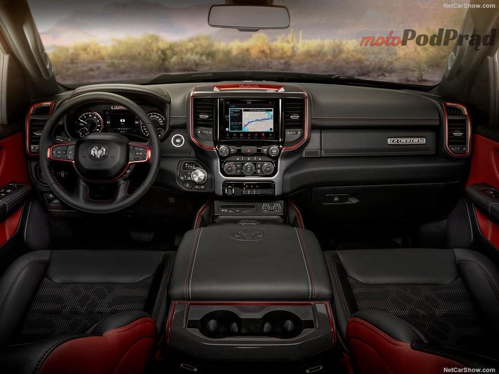 Ram 1500 2019 1024 8a Dodge RAM 1500 wraca do Europy!