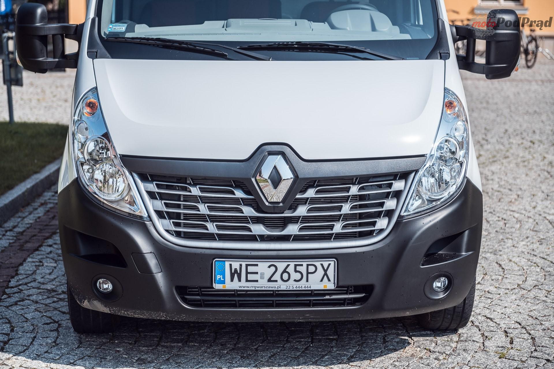 Renault Master 10 Test: Renault Master z windą   czyli jak zostałem busiarzem