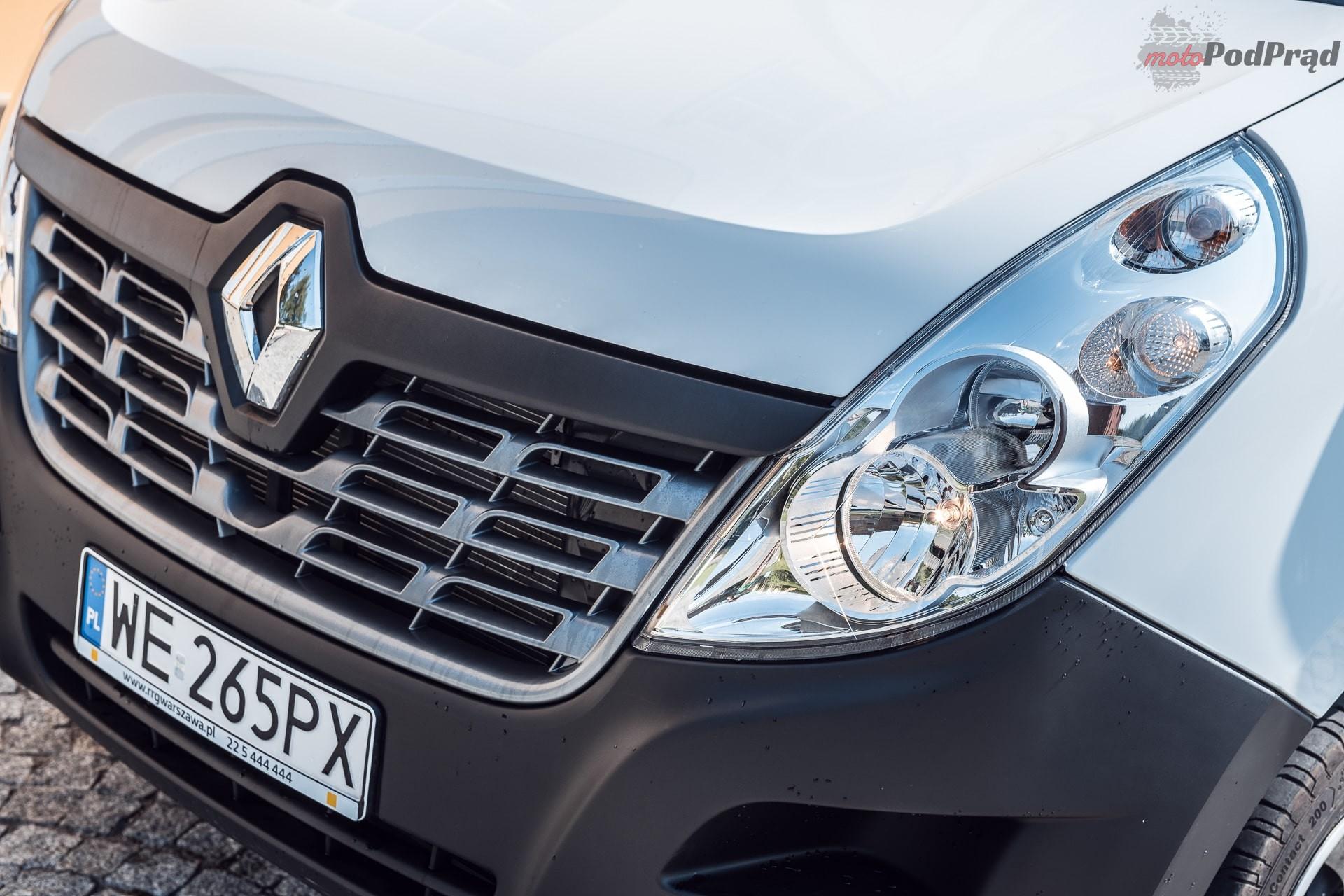 Renault Master 6 Test: Renault Master z windą   czyli jak zostałem busiarzem