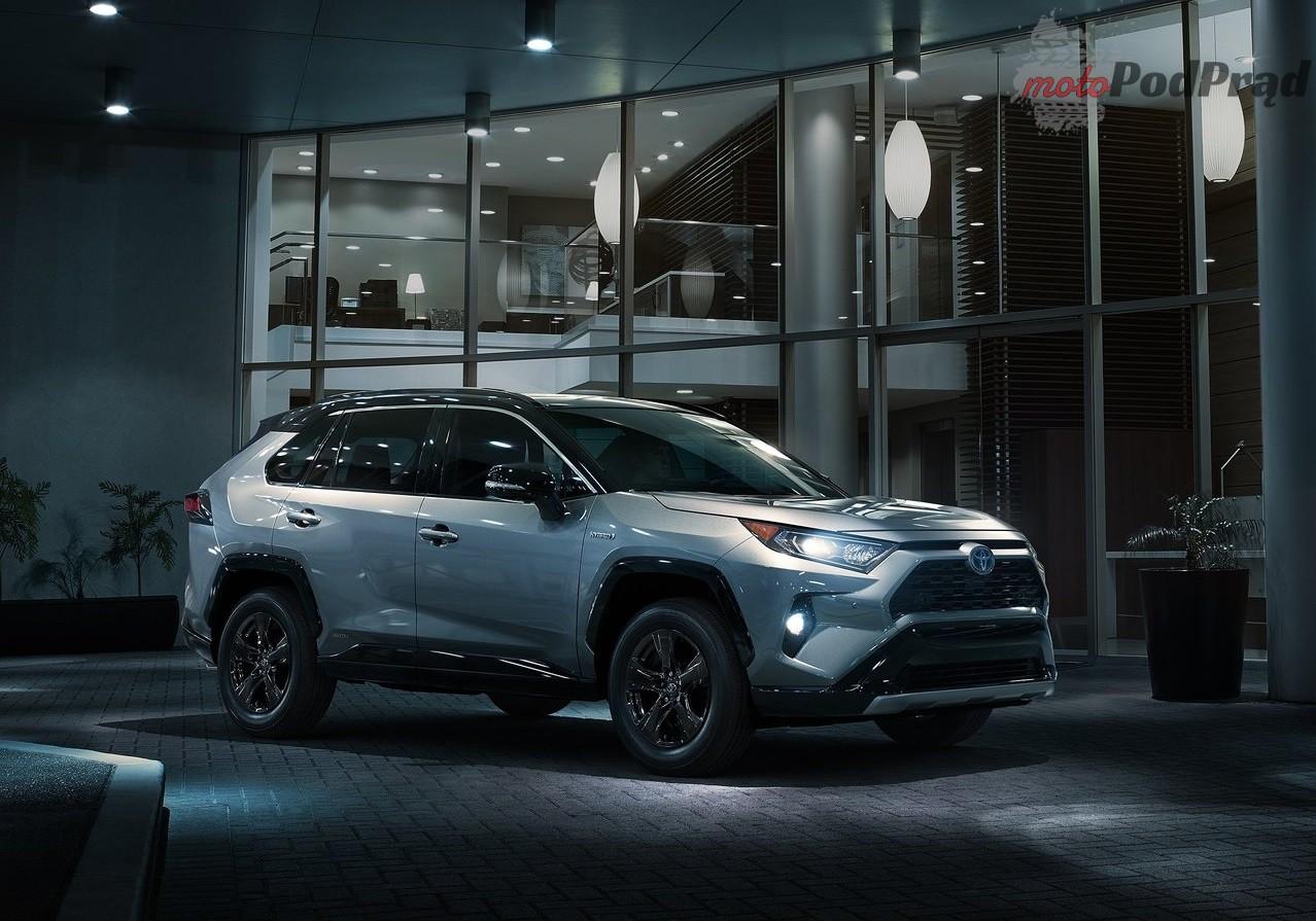Toyota RAV4 2019 1280 04 Najlepiej sprzedające się SUV y w Polsce