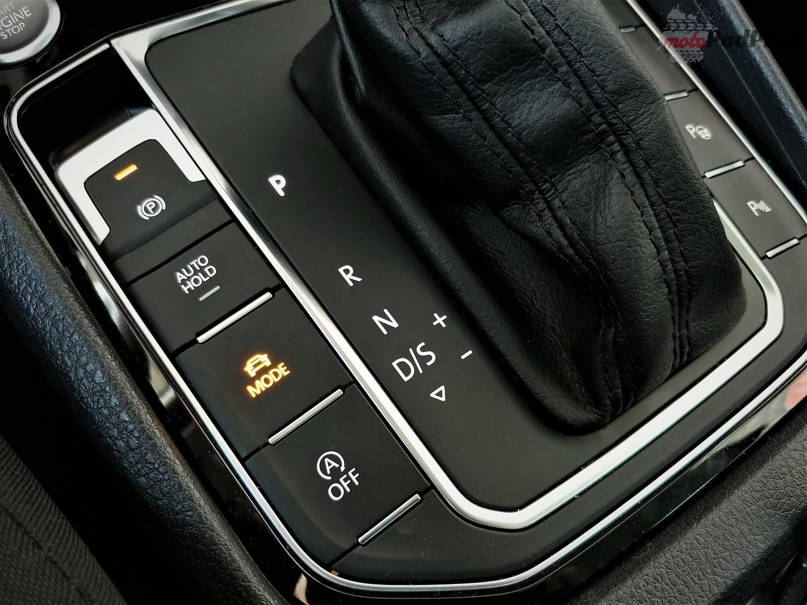 Volkswagen Golf Sportsvan 1 Test: Volkswagen Golf Sportsvan 1.5 TSI   garbaty anioł