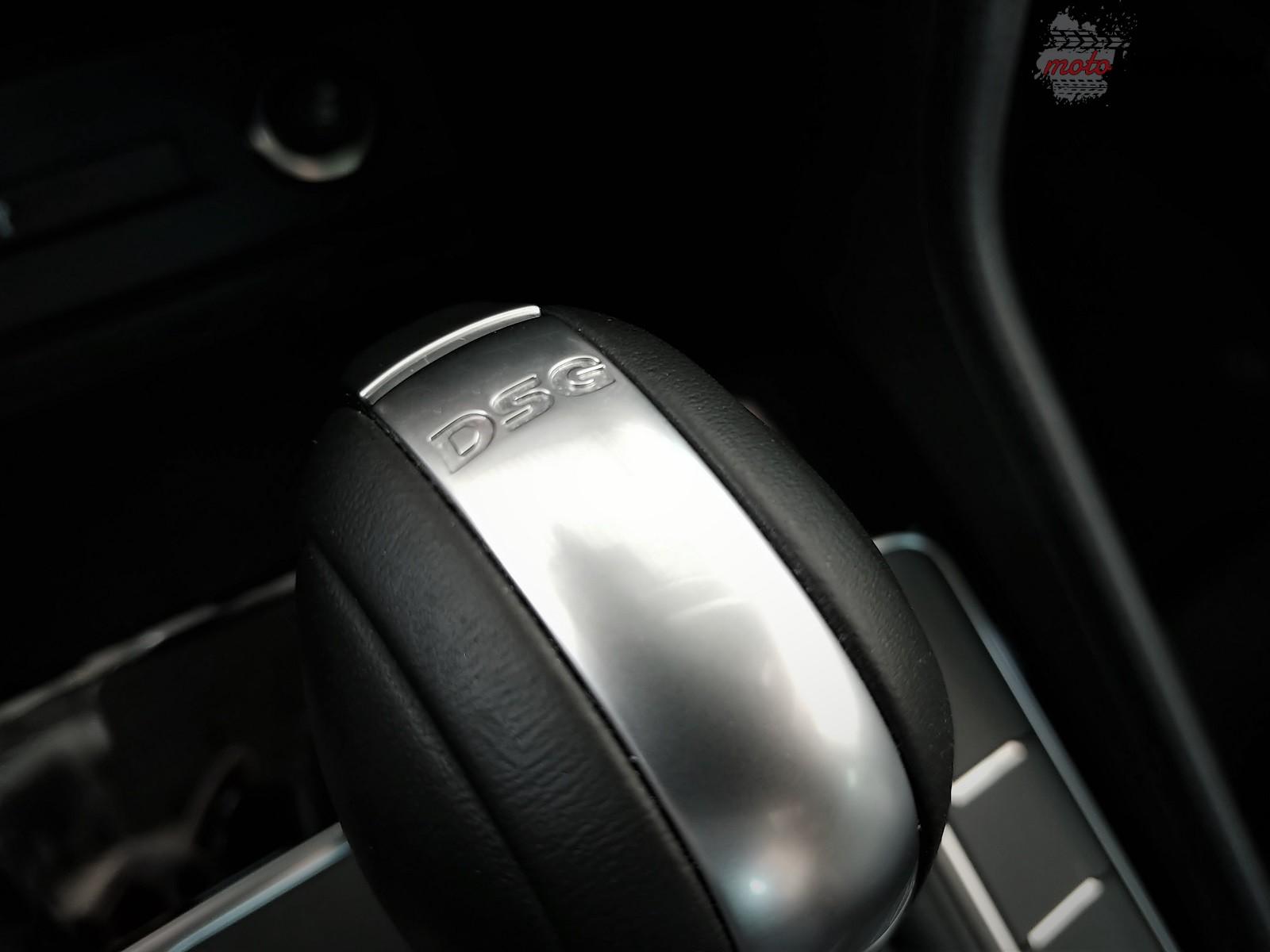 Volkswagen Golf Sportsvan 2 Test: Volkswagen Golf Sportsvan 1.5 TSI   garbaty anioł
