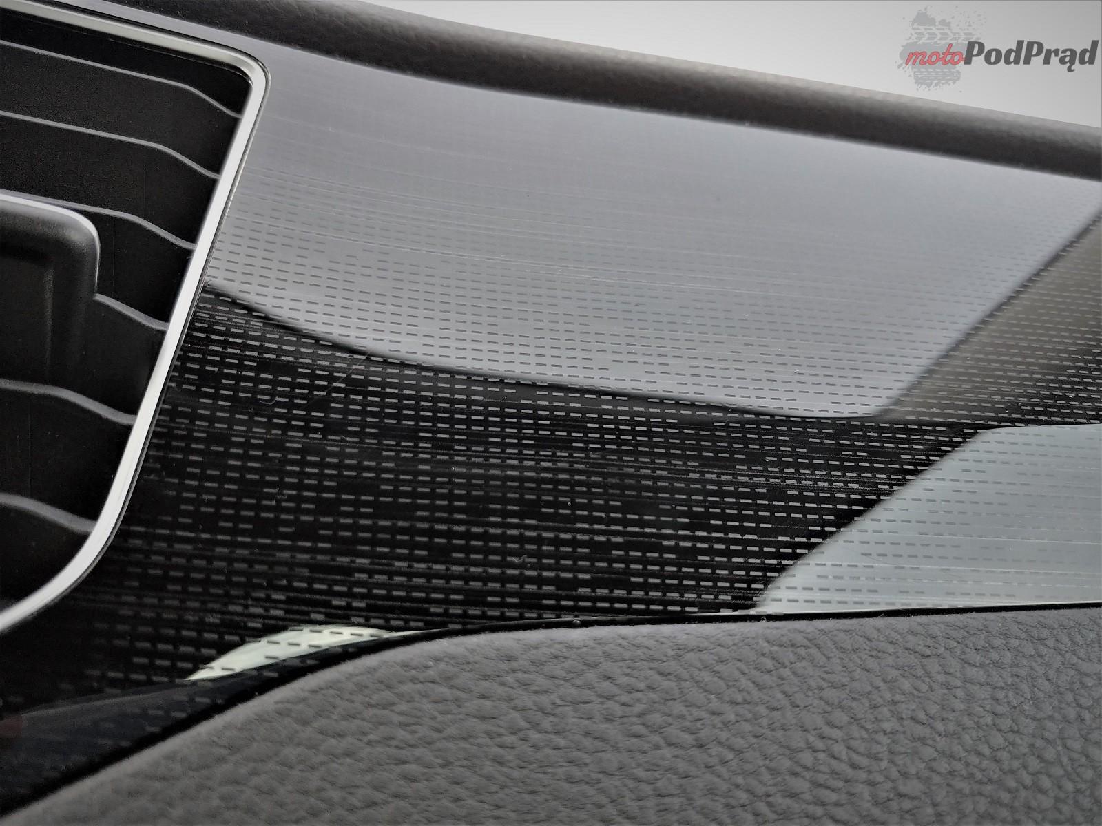 Volkswagen Golf Sportsvan 20 Test: Volkswagen Golf Sportsvan 1.5 TSI   garbaty anioł