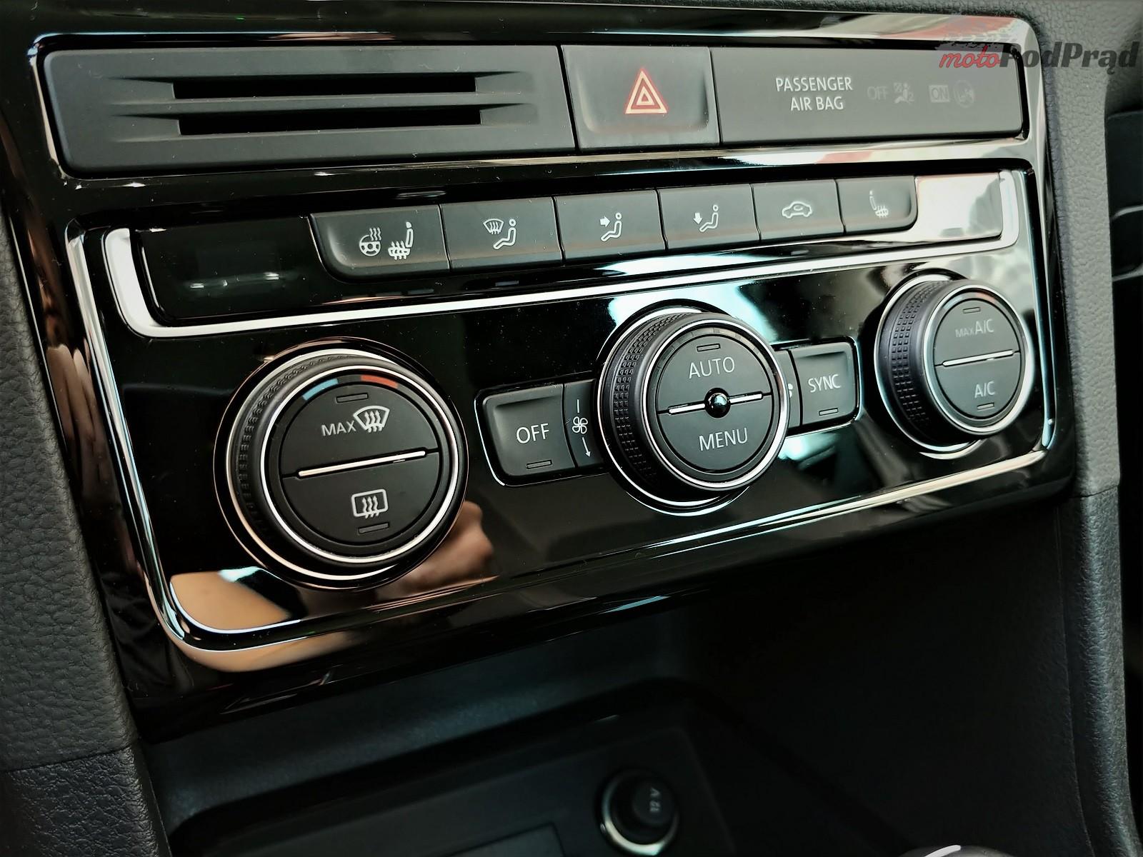Volkswagen Golf Sportsvan 33 Test: Volkswagen Golf Sportsvan 1.5 TSI   garbaty anioł