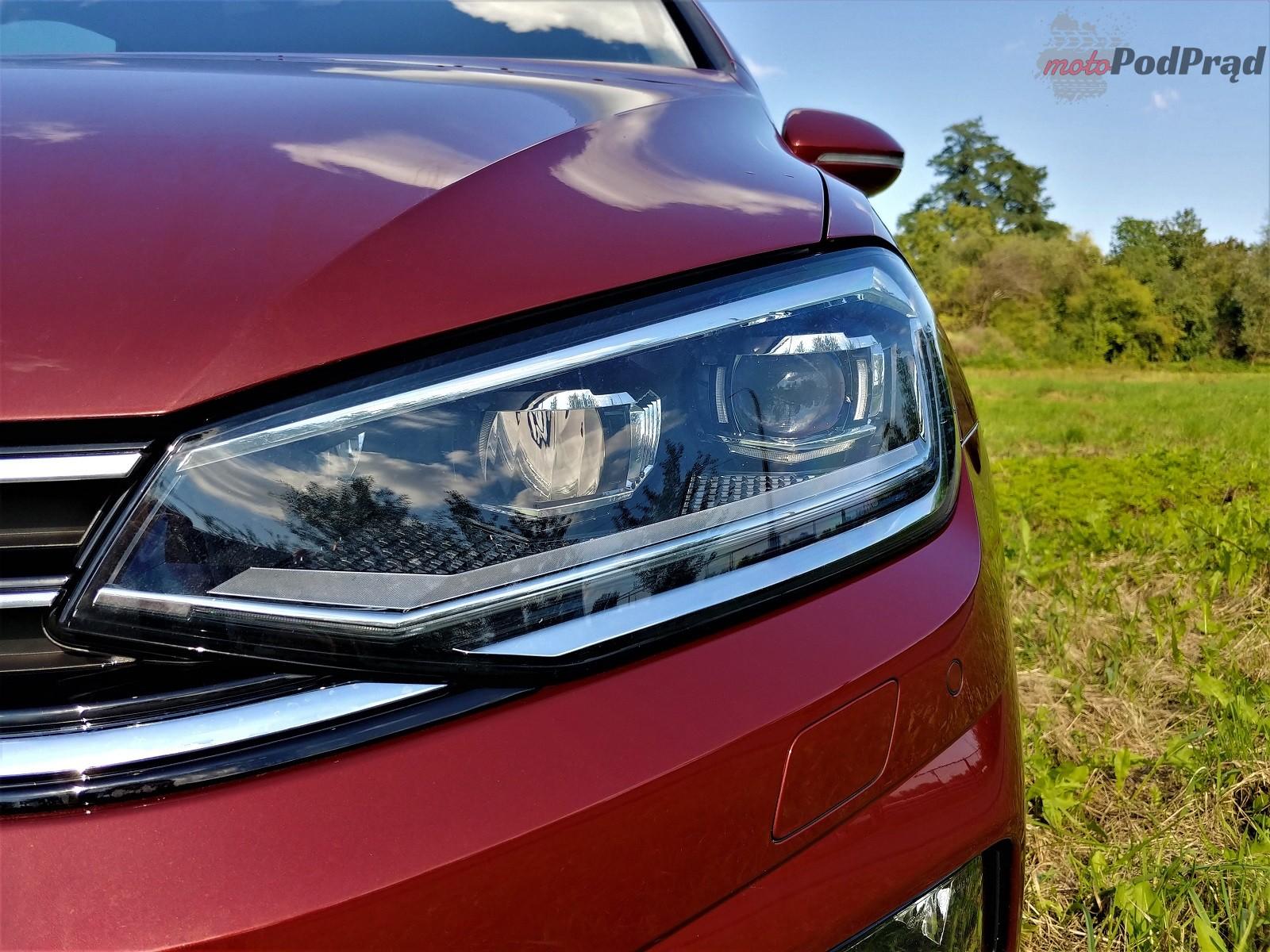 Volkswagen Golf Sportsvan 9 Test: Volkswagen Golf Sportsvan 1.5 TSI   garbaty anioł