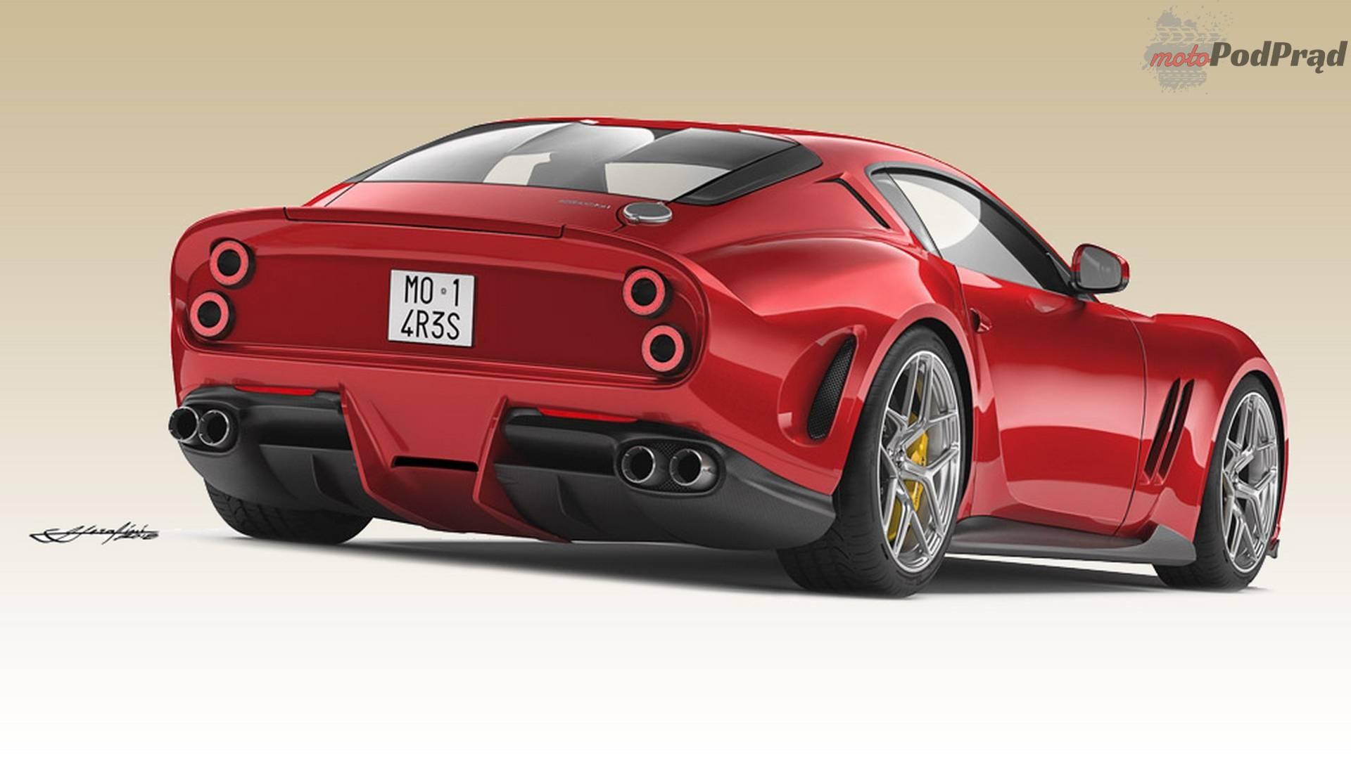 ferrari 812 superfast based 250 gto by ares design 1 Reiknarnacja GTO, której Ferrari nie stworzyło