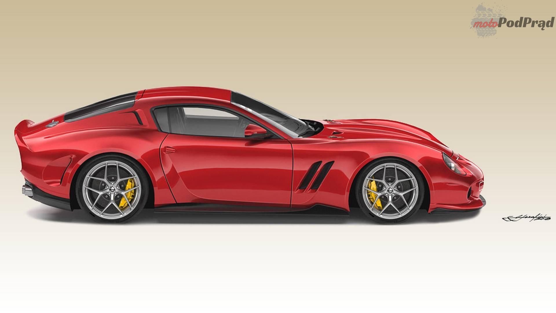 ferrari 812 superfast based 250 gto by ares design 2 Reiknarnacja GTO, której Ferrari nie stworzyło