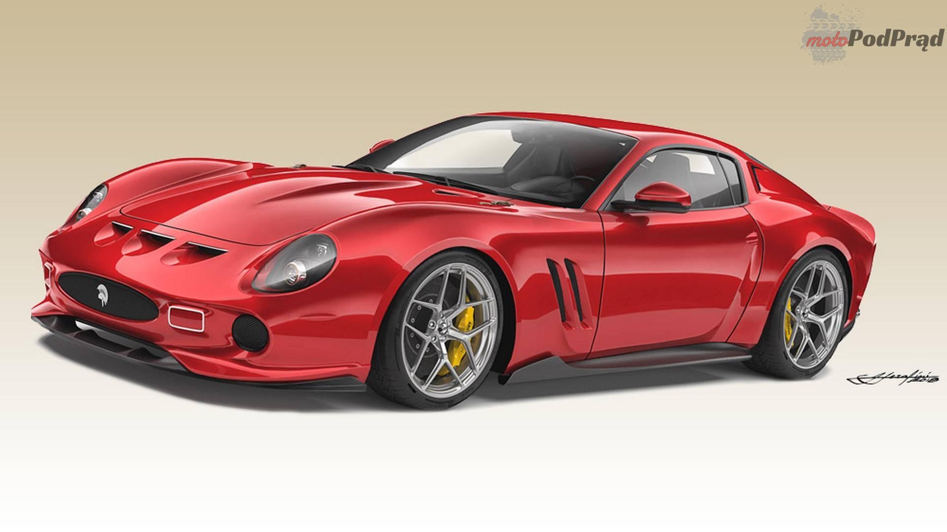 ferrari 812 superfast based 250 gto by ares design Reiknarnacja GTO, której Ferrari nie stworzyło