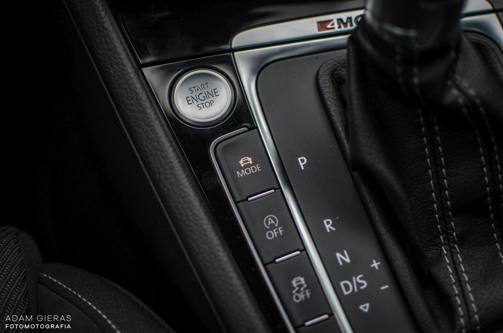 golf R 310 1 Test: Volkswagen Golf R 310 4Motion   cichociemny