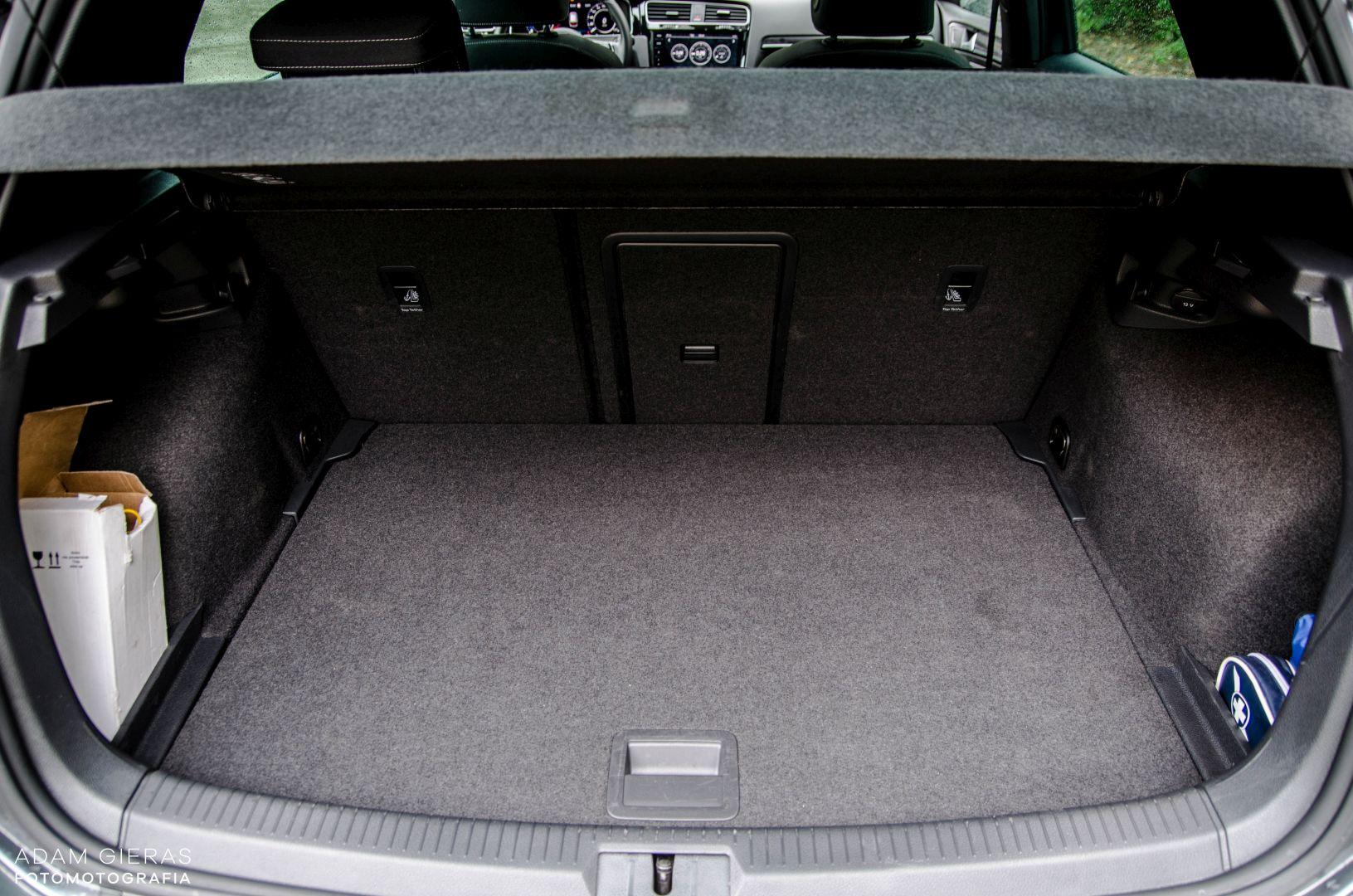 golf R 310 12 Test: Volkswagen Golf R 310 4Motion   cichociemny