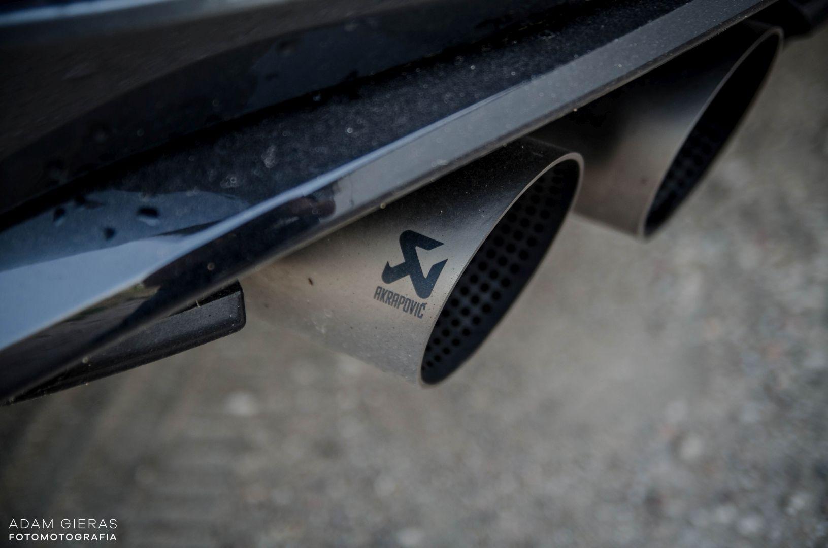 golf R 310 18 Test: Volkswagen Golf R 310 4Motion   cichociemny