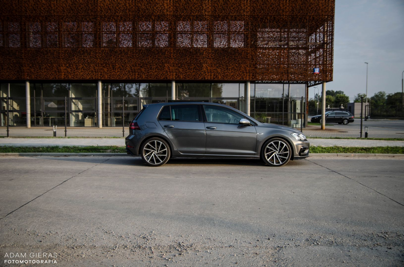 golf R 310 24 Test: Volkswagen Golf R 310 4Motion   cichociemny
