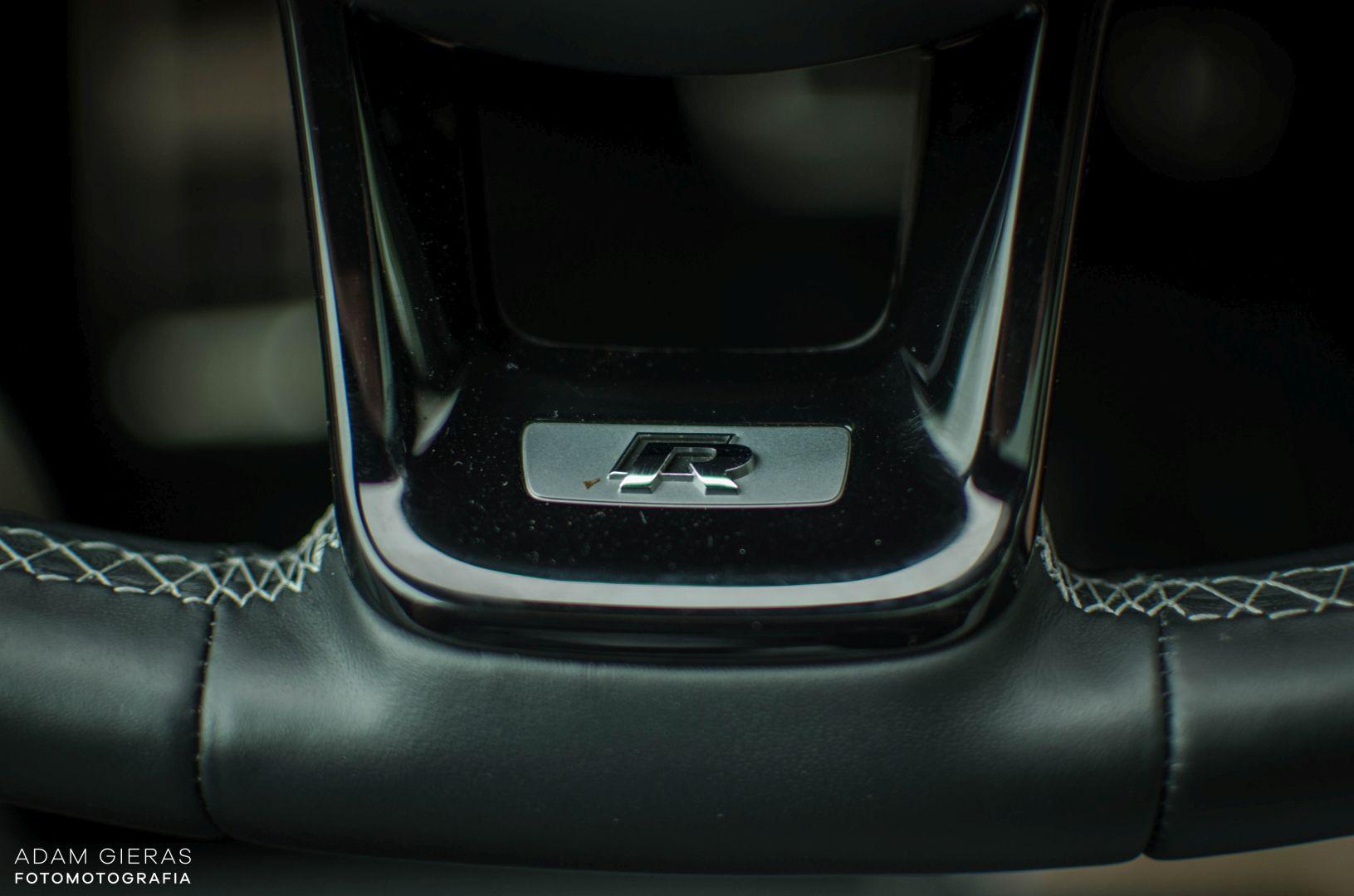 golf R 310 3 Test: Volkswagen Golf R 310 4Motion   cichociemny