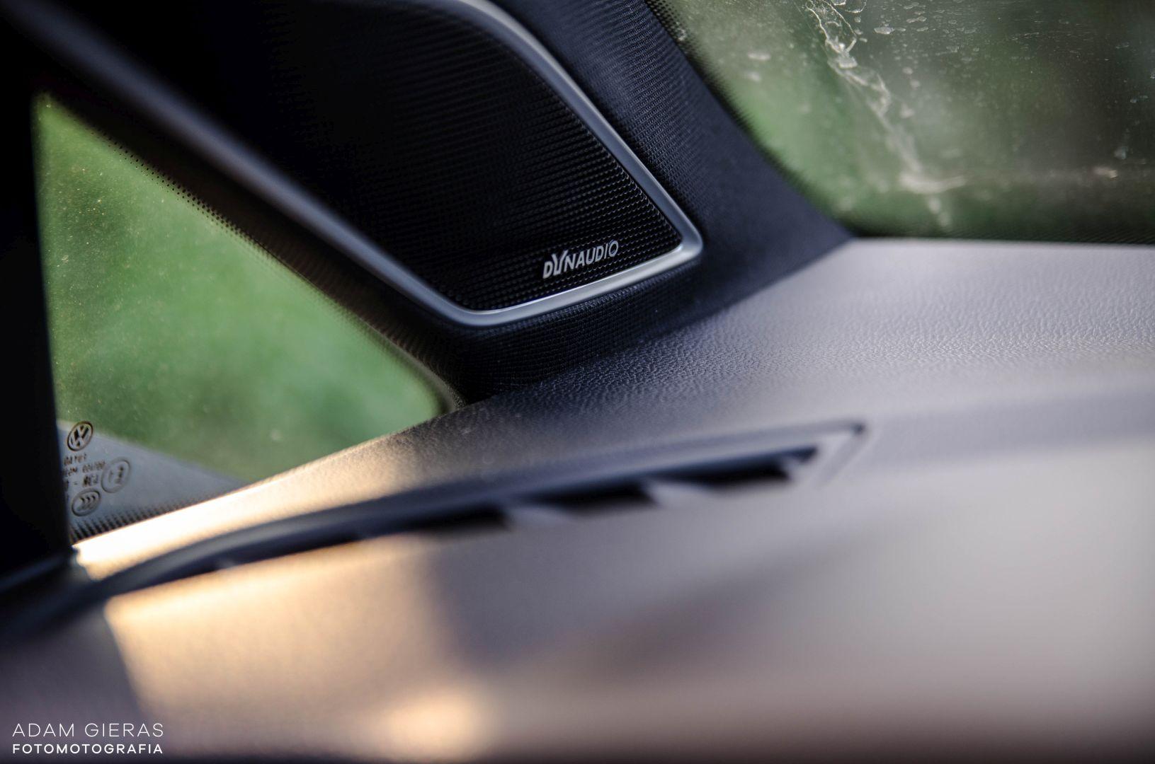 golf R 310 31 Test: Volkswagen Golf R 310 4Motion   cichociemny