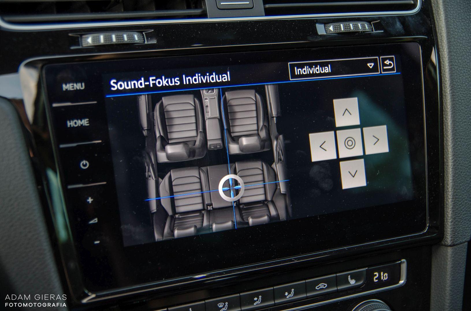 golf R 310 32 Test: Volkswagen Golf R 310 4Motion   cichociemny