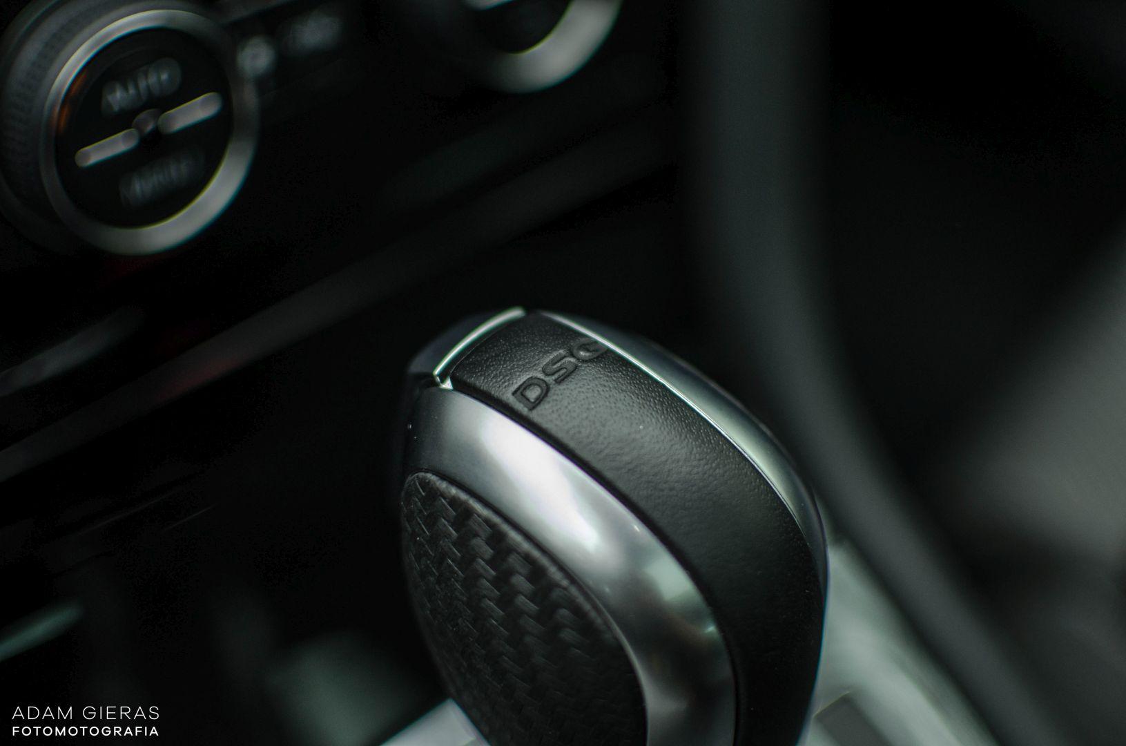 golf R 310 4 Test: Volkswagen Golf R 310 4Motion   cichociemny