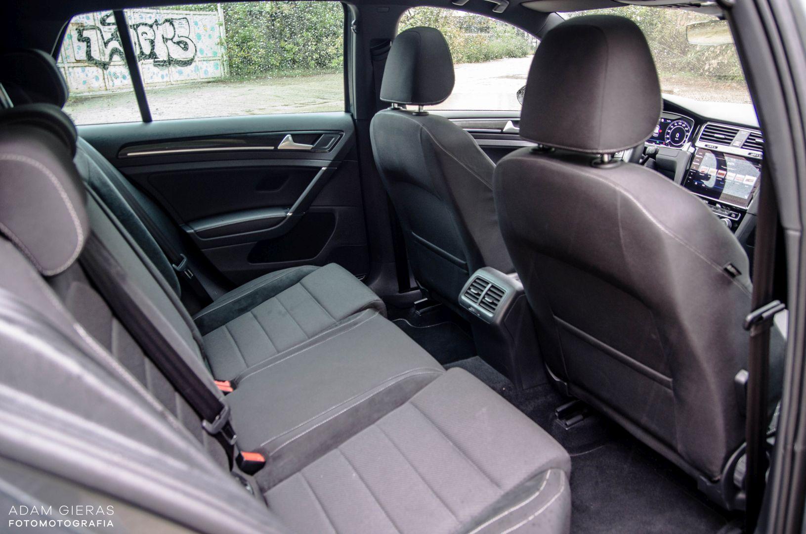 golf R 310 7 Test: Volkswagen Golf R 310 4Motion   cichociemny