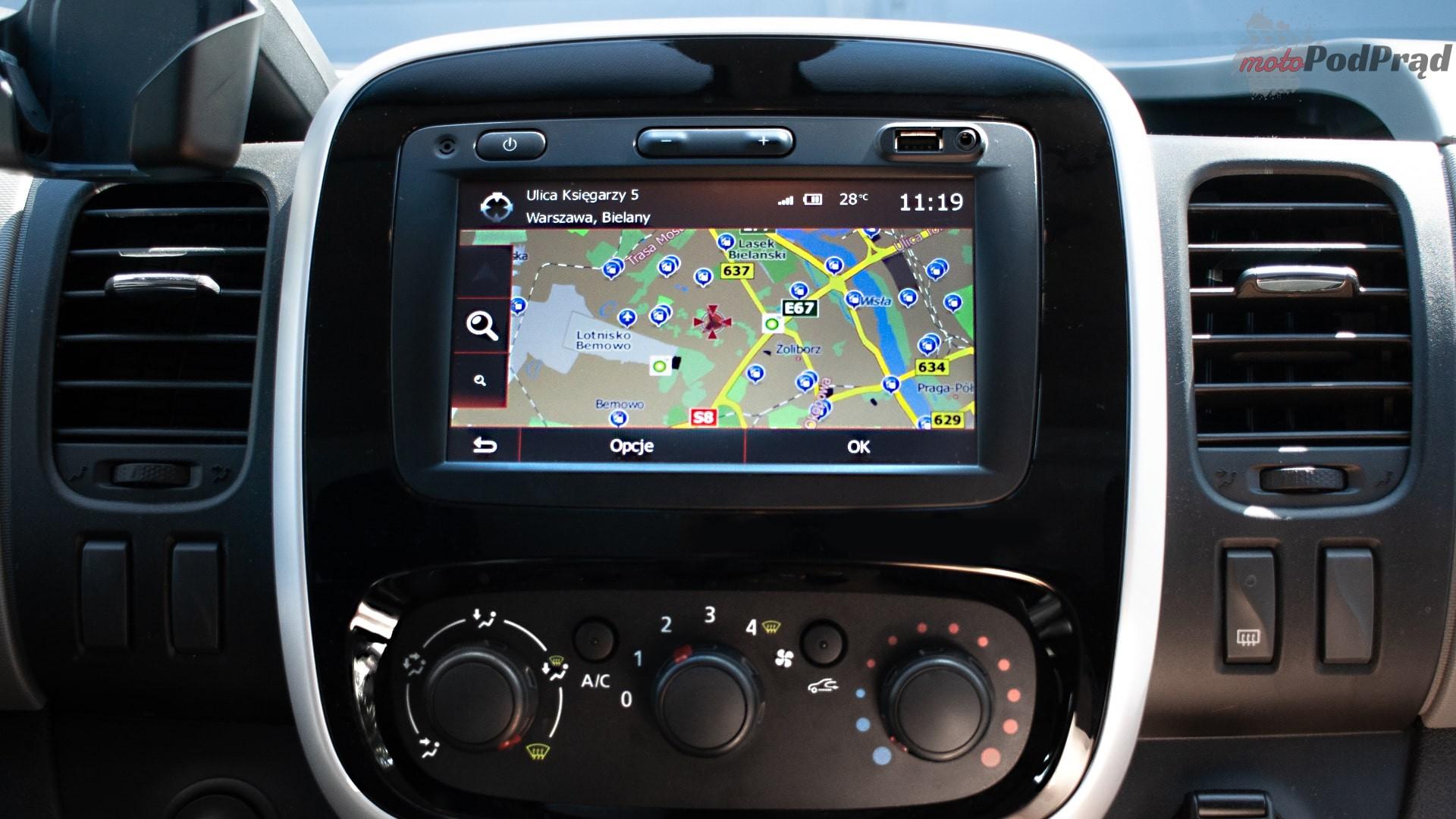 renault trafic 1 Test: Renault Trafic furgon z zabudową Renault Tech – mobilny serwis
