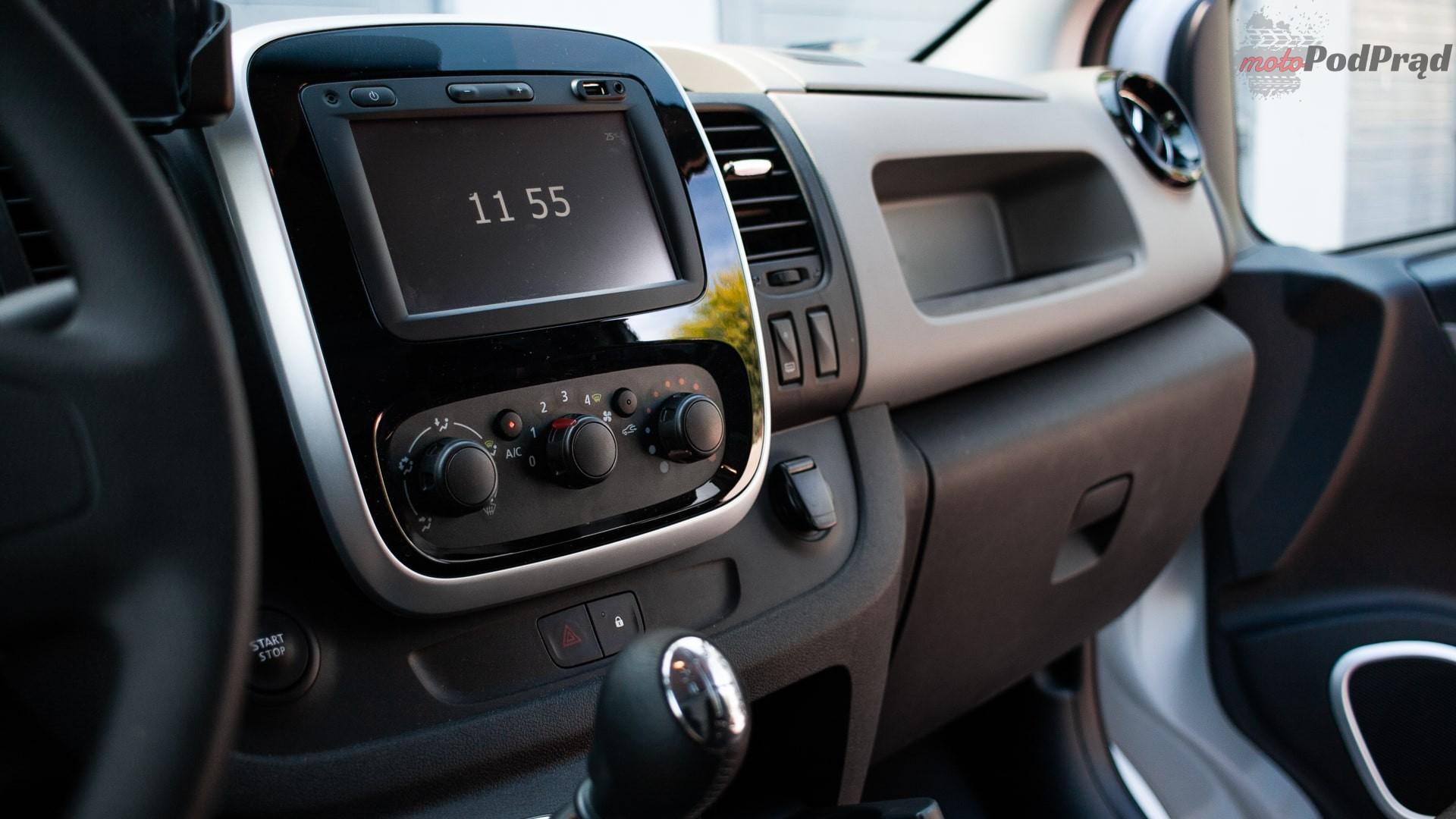 renault trafic 10 Test: Renault Trafic furgon z zabudową Renault Tech – mobilny serwis