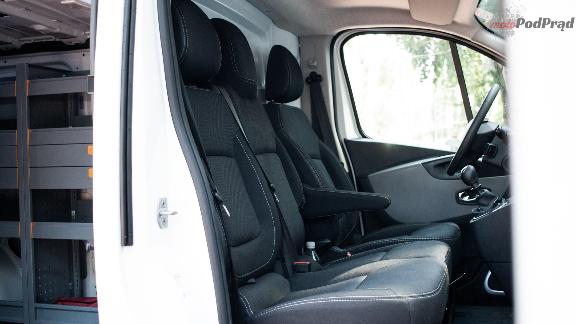 renault trafic 11 Test: Renault Trafic furgon z zabudową Renault Tech – mobilny serwis