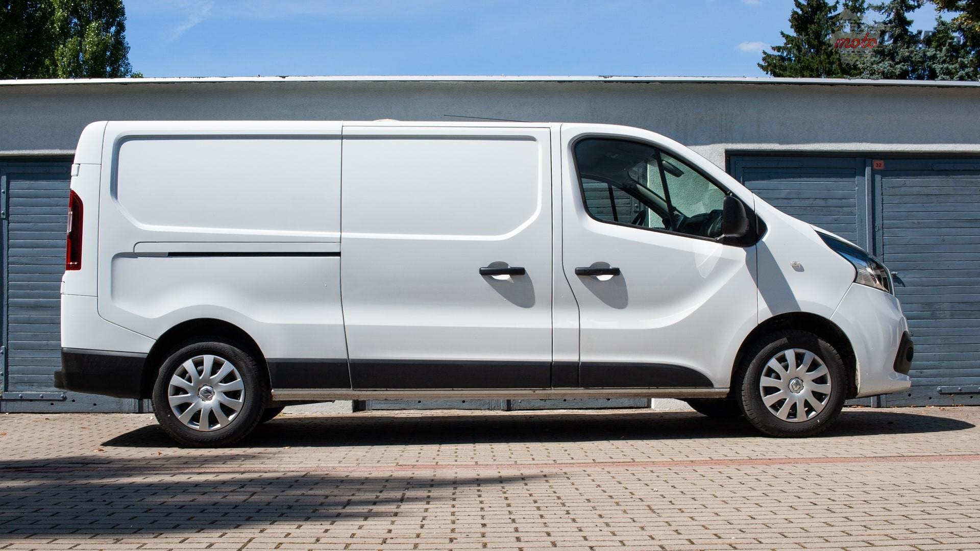 renault trafic 19 Test: Renault Trafic furgon z zabudową Renault Tech – mobilny serwis