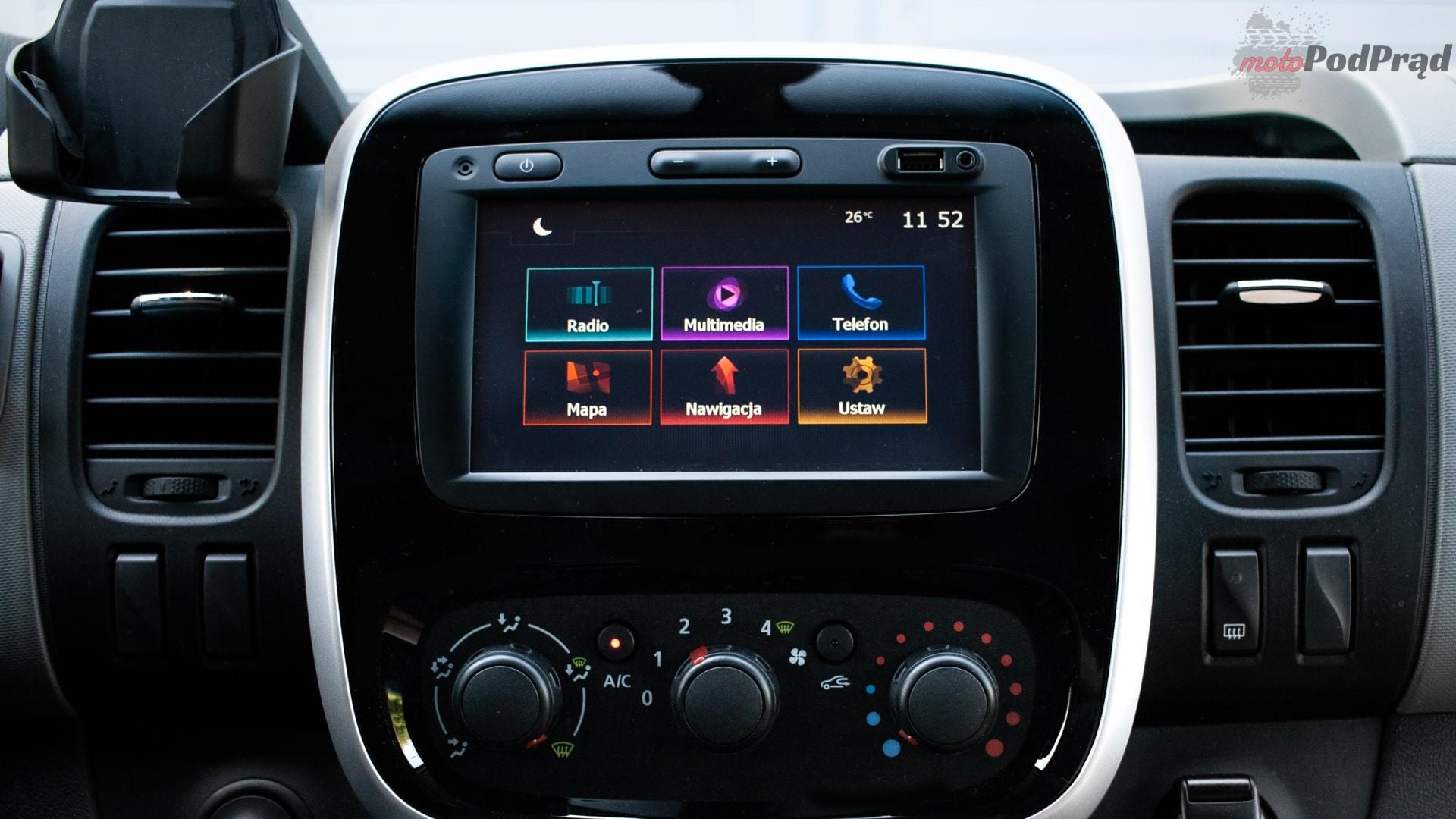 renault trafic 3 Test: Renault Trafic furgon z zabudową Renault Tech – mobilny serwis