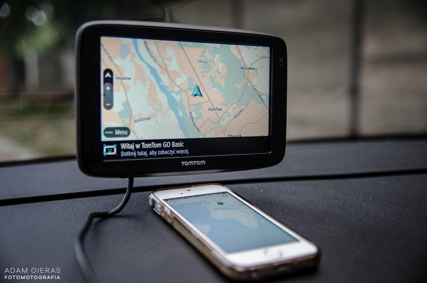 tomtom 6 Test: TomTom GO Basic: prosto, czytelnie, do celu