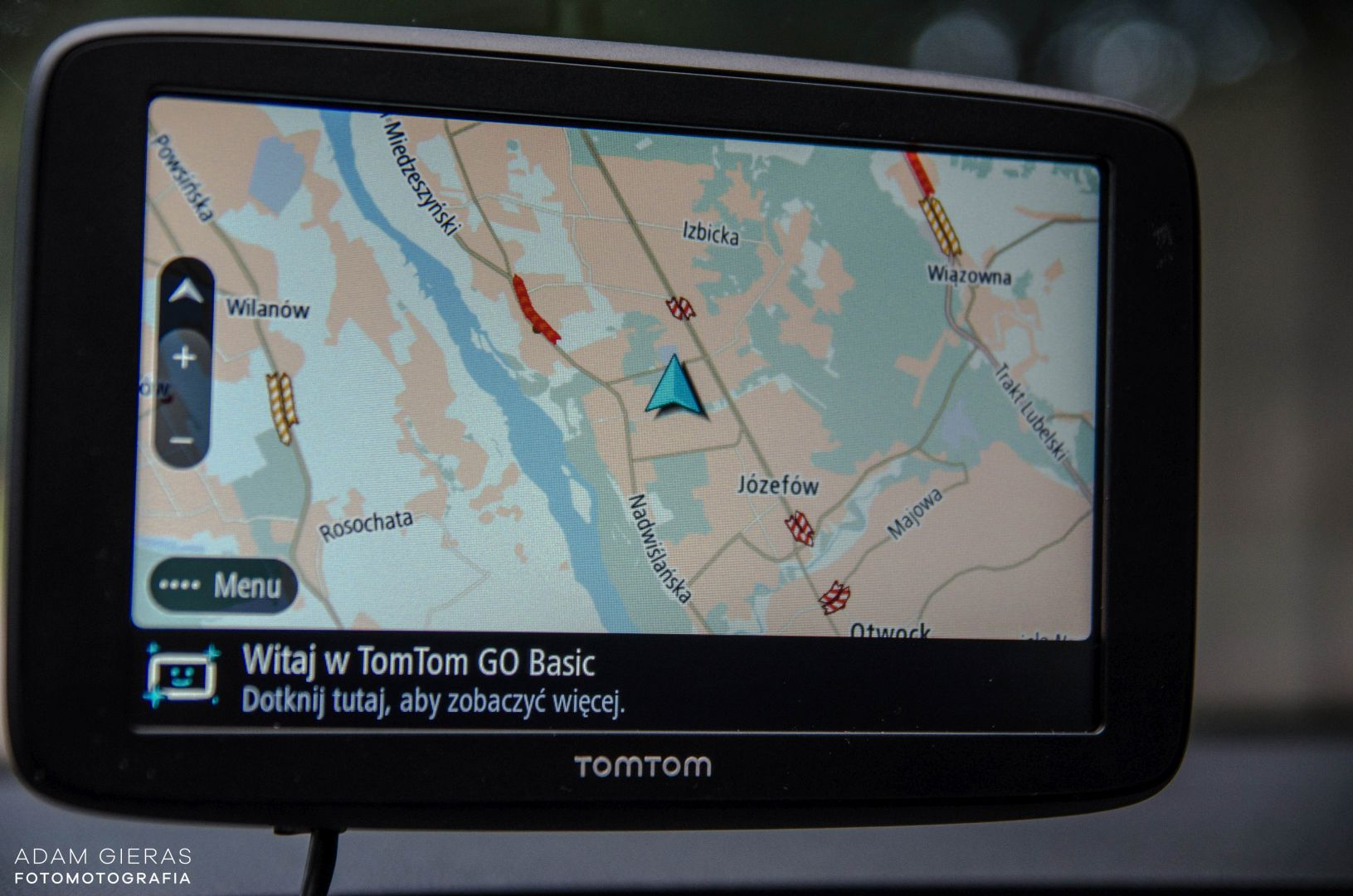 tomtom 8 Test: TomTom GO Basic: prosto, czytelnie, do celu