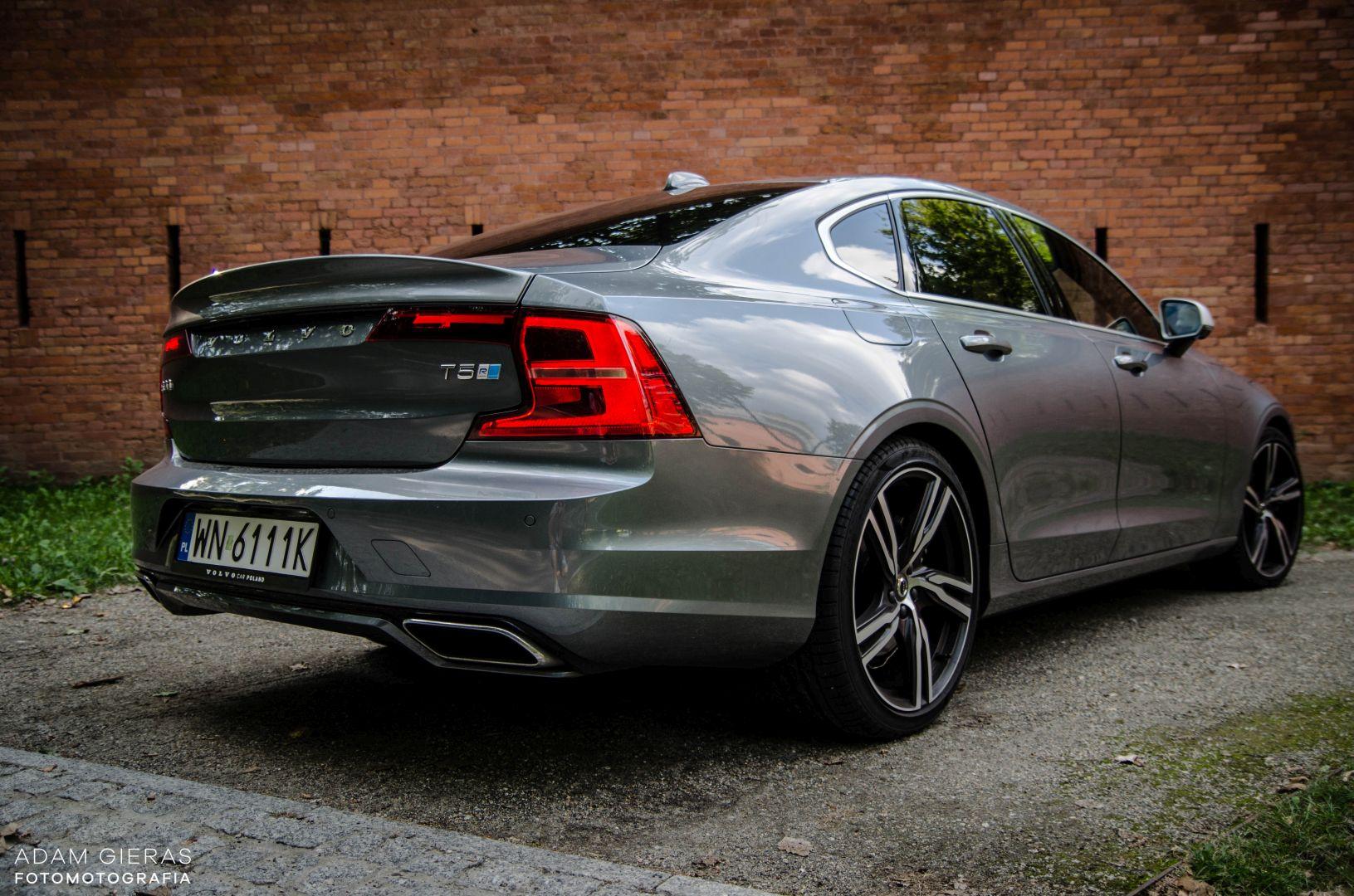 volvo s90 rdesign 10 Test: Volvo S90 T5 R Design Polestar   spokój i harmonia z zadziorem