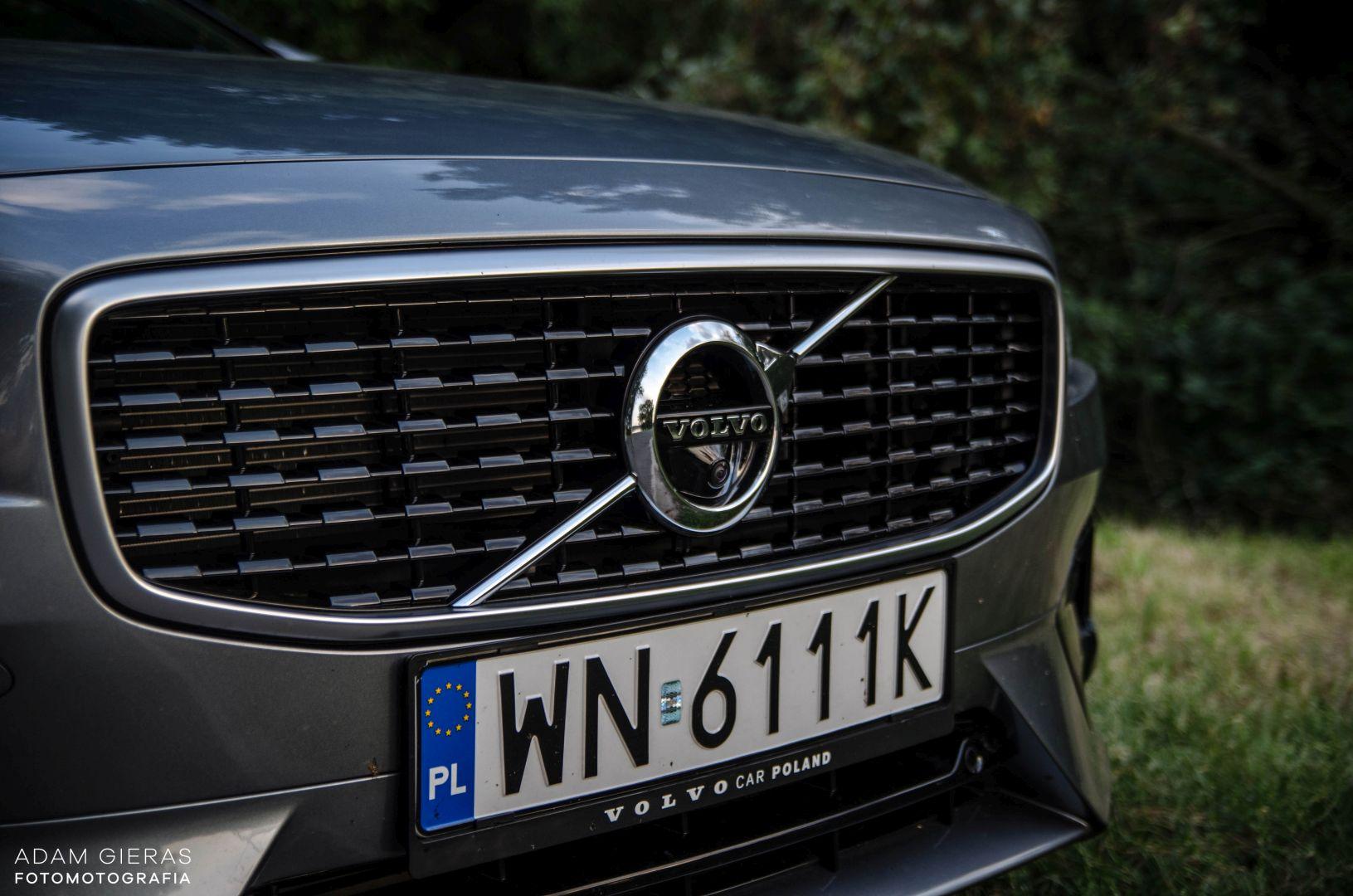 volvo s90 rdesign 19 Test: Volvo S90 T5 R Design Polestar   spokój i harmonia z zadziorem