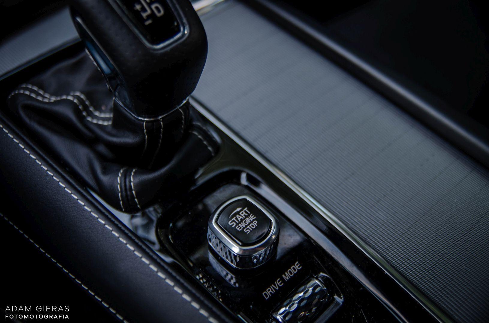 volvo s90 rdesign 25 Test: Volvo S90 T5 R Design Polestar   spokój i harmonia z zadziorem