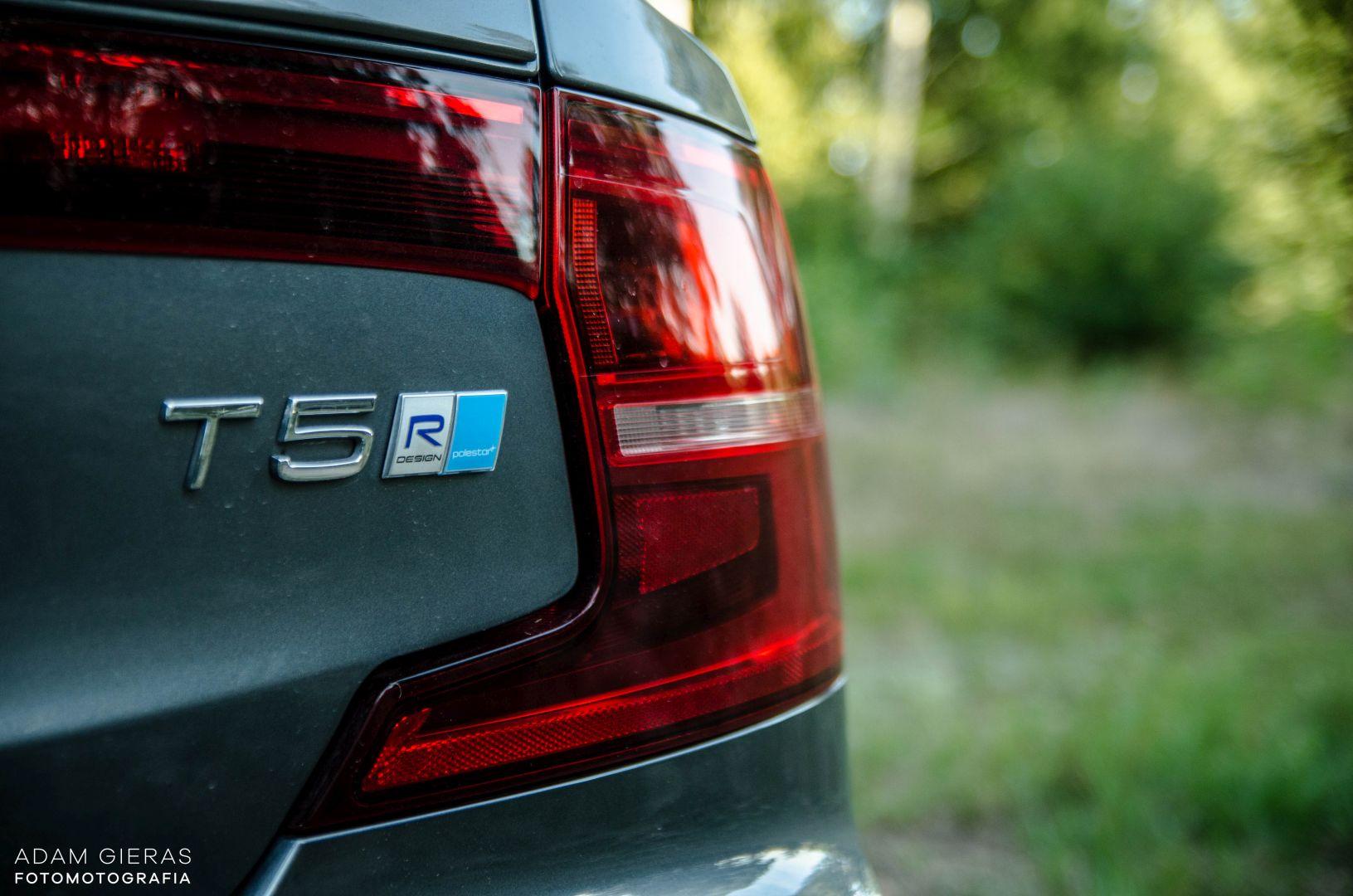 volvo s90 rdesign 3 Test: Volvo S90 T5 R Design Polestar   spokój i harmonia z zadziorem