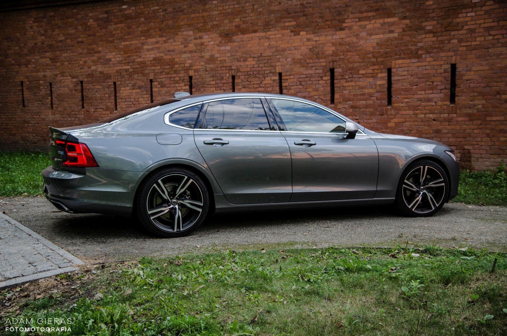 volvo s90 rdesign 9 Test: Volvo S90 T5 R Design Polestar   spokój i harmonia z zadziorem