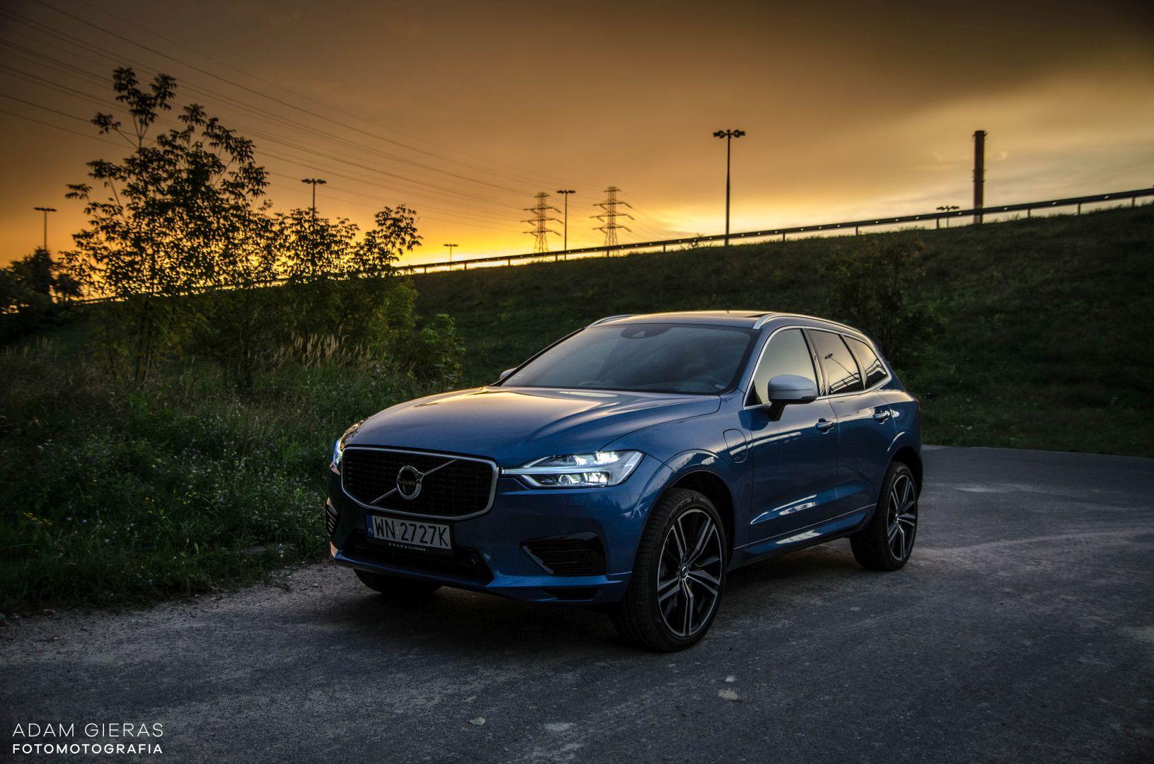 xc60 t8 1 Test: Volvo XC60 T8 R Design   czy taka hybryda w ogóle ma sens?