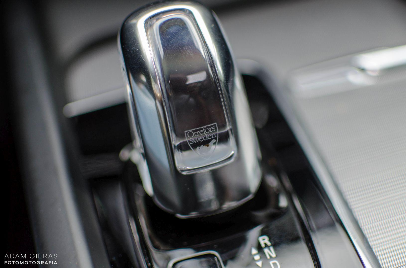 xc60 t8 10 Test: Volvo XC60 T8 R Design   czy taka hybryda w ogóle ma sens?