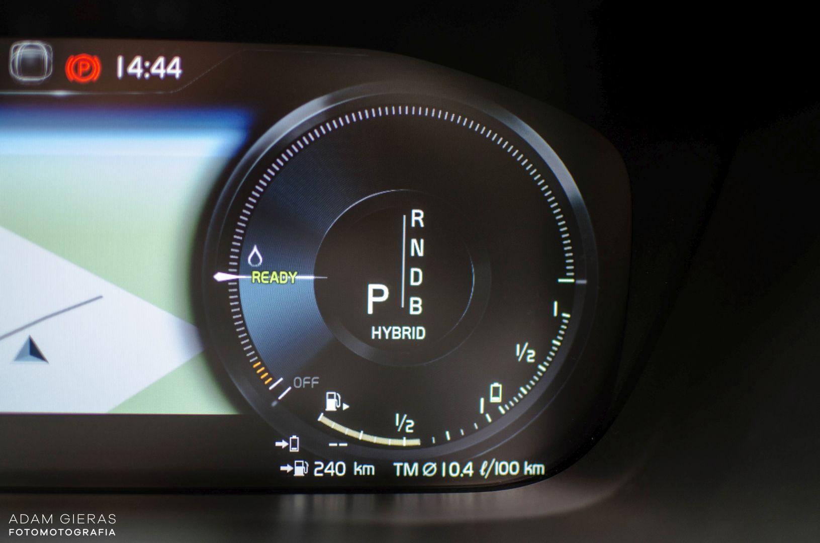 xc60 t8 12 Test: Volvo XC60 T8 R Design   czy taka hybryda w ogóle ma sens?