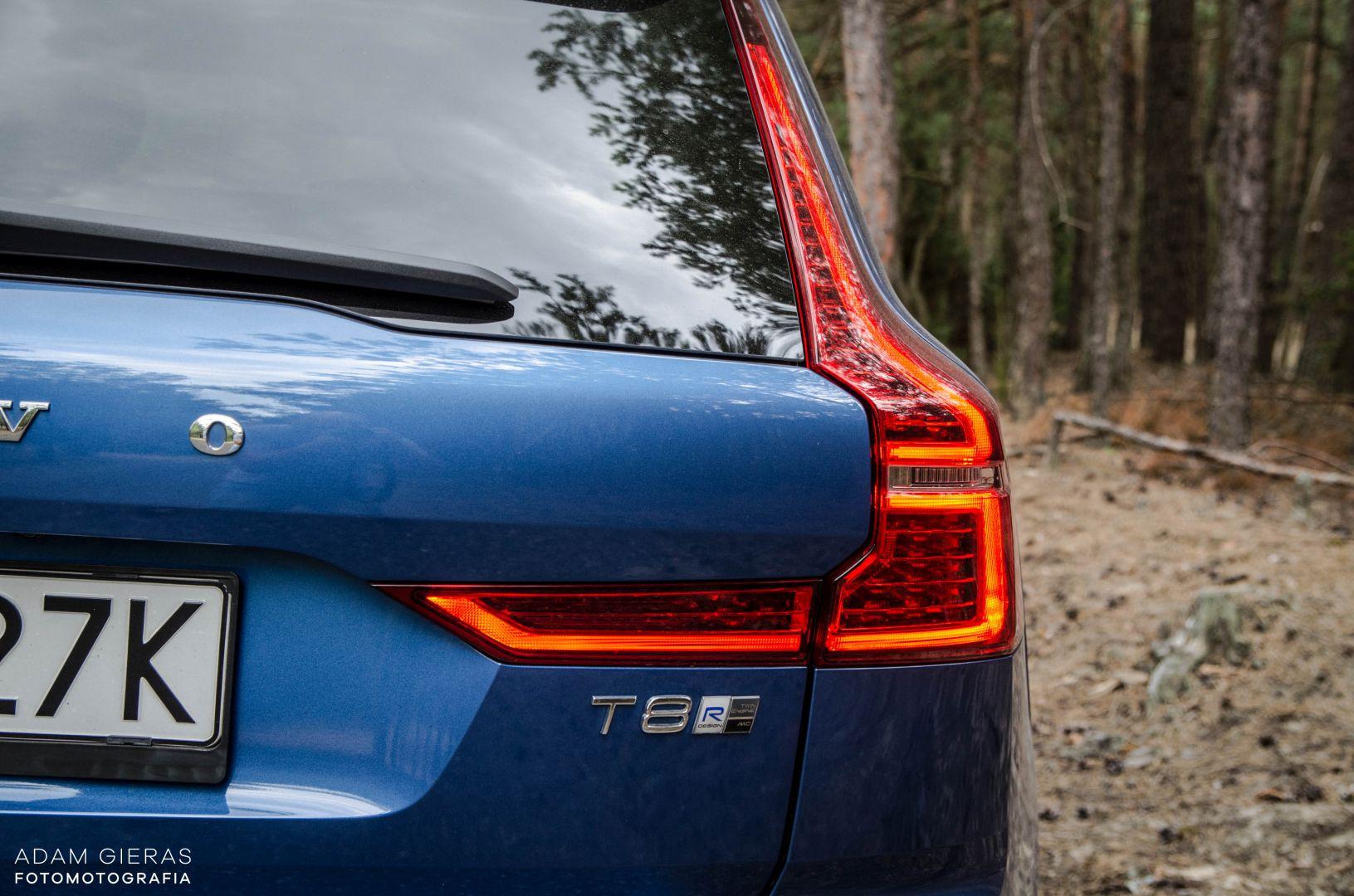 xc60 t8 22 Test: Volvo XC60 T8 R Design   czy taka hybryda w ogóle ma sens?
