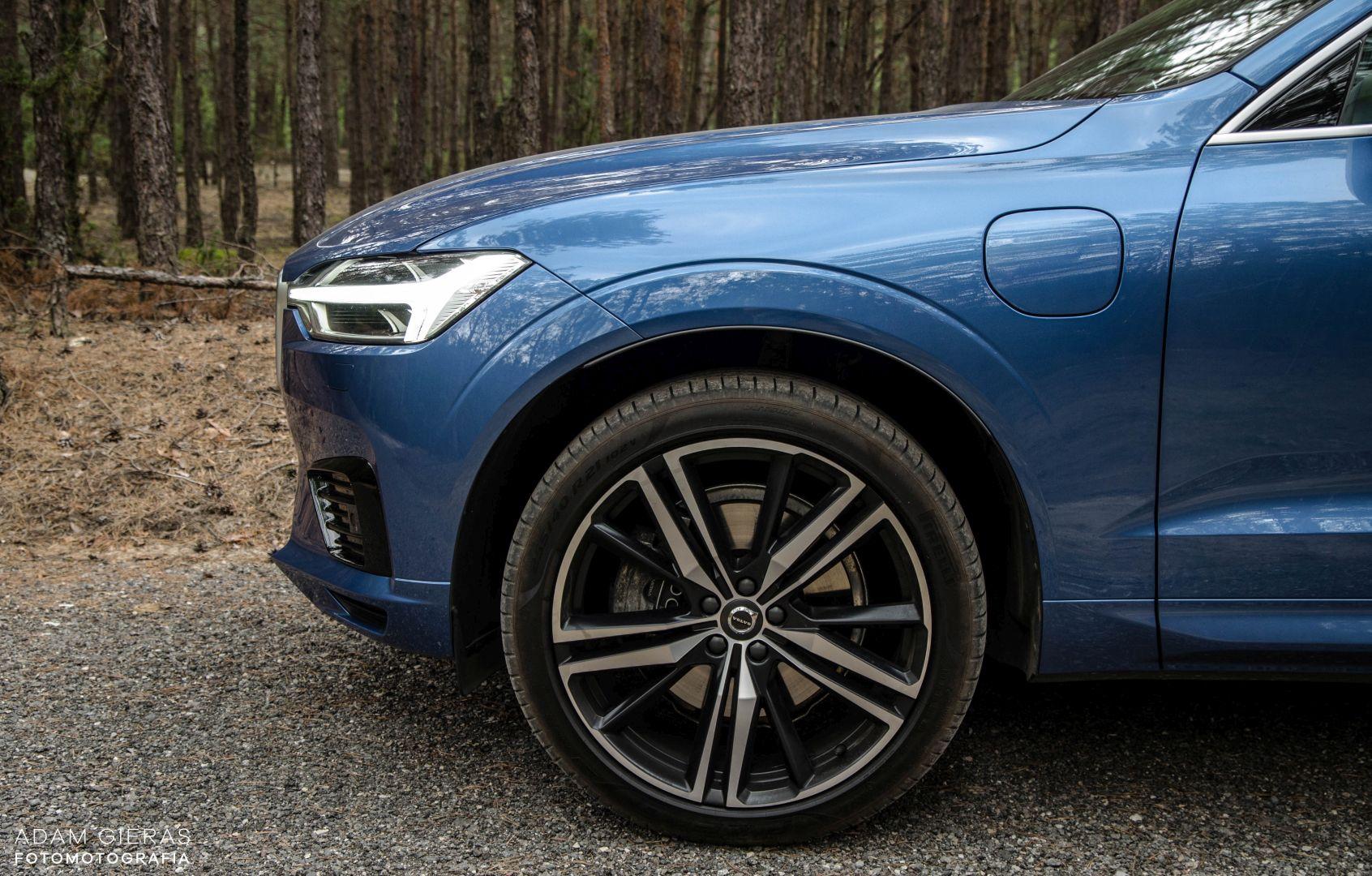 xc60 t8 23 Test: Volvo XC60 T8 R Design   czy taka hybryda w ogóle ma sens?