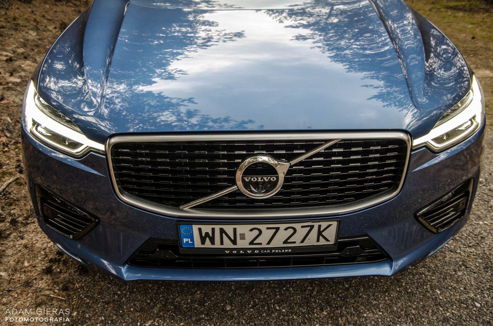 xc60 t8 25 Test: Volvo XC60 T8 R Design   czy taka hybryda w ogóle ma sens?