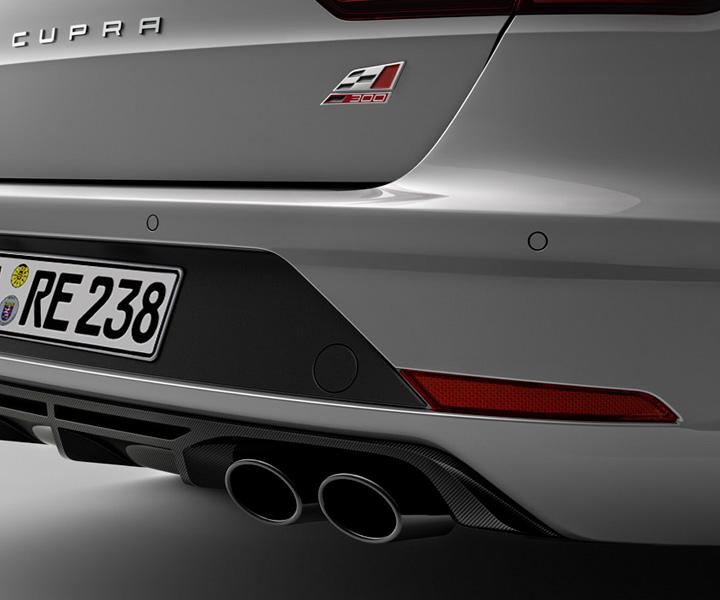 1 SEAT Leon ST Cupra Carbon 370   tylko 13 sztuk na Polskę!