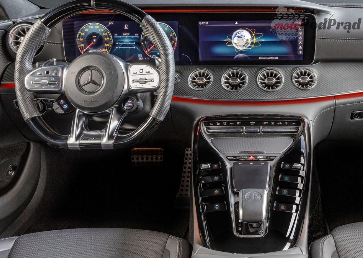 2018 10 05 16 01 13 Mercedes Benz AMG GT43 4 Door 2019 1024 0a.jpg Obraz JPEG 1024 × 768 pikseli  AMG GT z dodatkowymi drzwiami już w Polsce