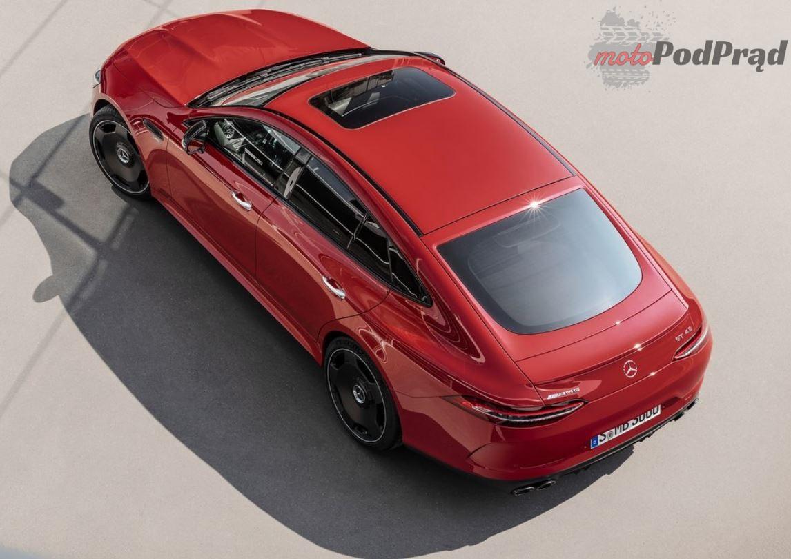 2018 10 05 16 01 49 Mercedes Benz AMG GT43 4 Door 2019 1024 06.jpg Obraz JPEG 1024 × 768 pikseli  AMG GT z dodatkowymi drzwiami już w Polsce
